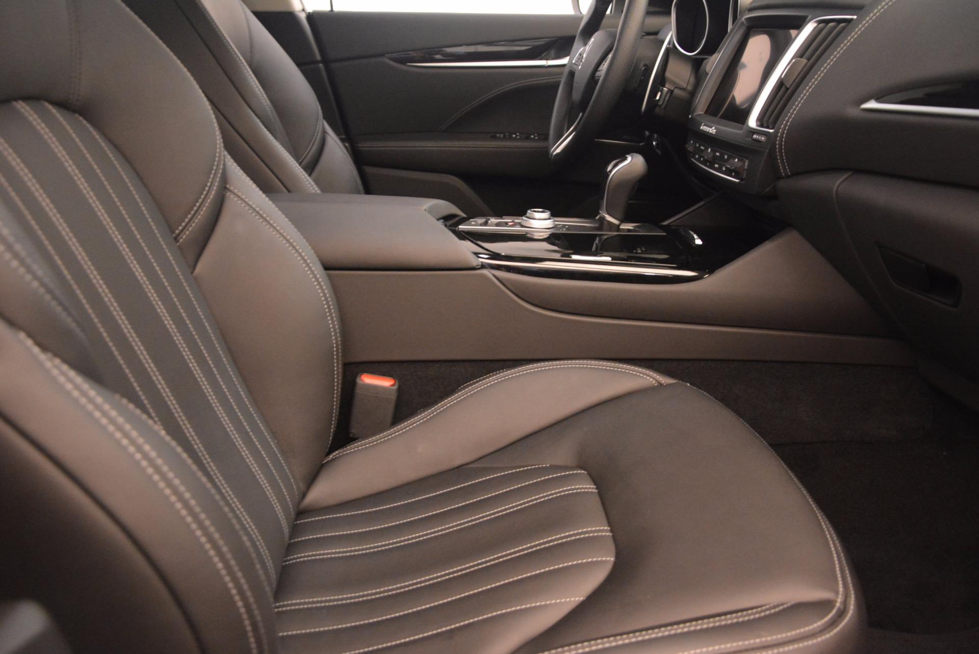 New 2017 Maserati Levante  For Sale In Greenwich, CT. Alfa Romeo of Greenwich, M1773 880_p20
