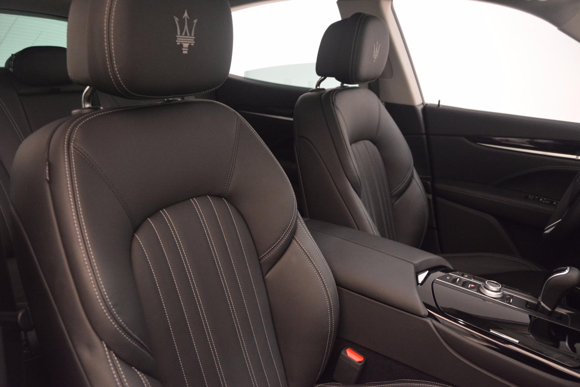New 2017 Maserati Levante  For Sale In Greenwich, CT. Alfa Romeo of Greenwich, M1773 880_p21