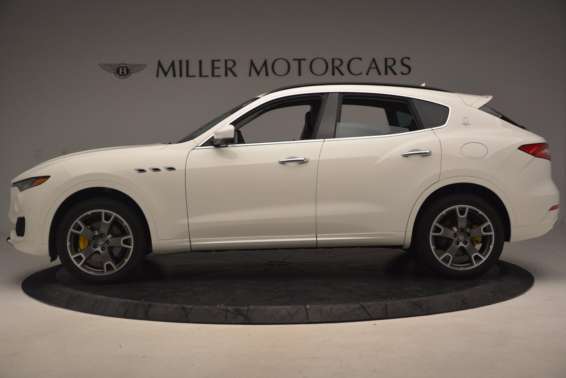 New 2017 Maserati Levante  For Sale In Greenwich, CT. Alfa Romeo of Greenwich, M1773 880_p3