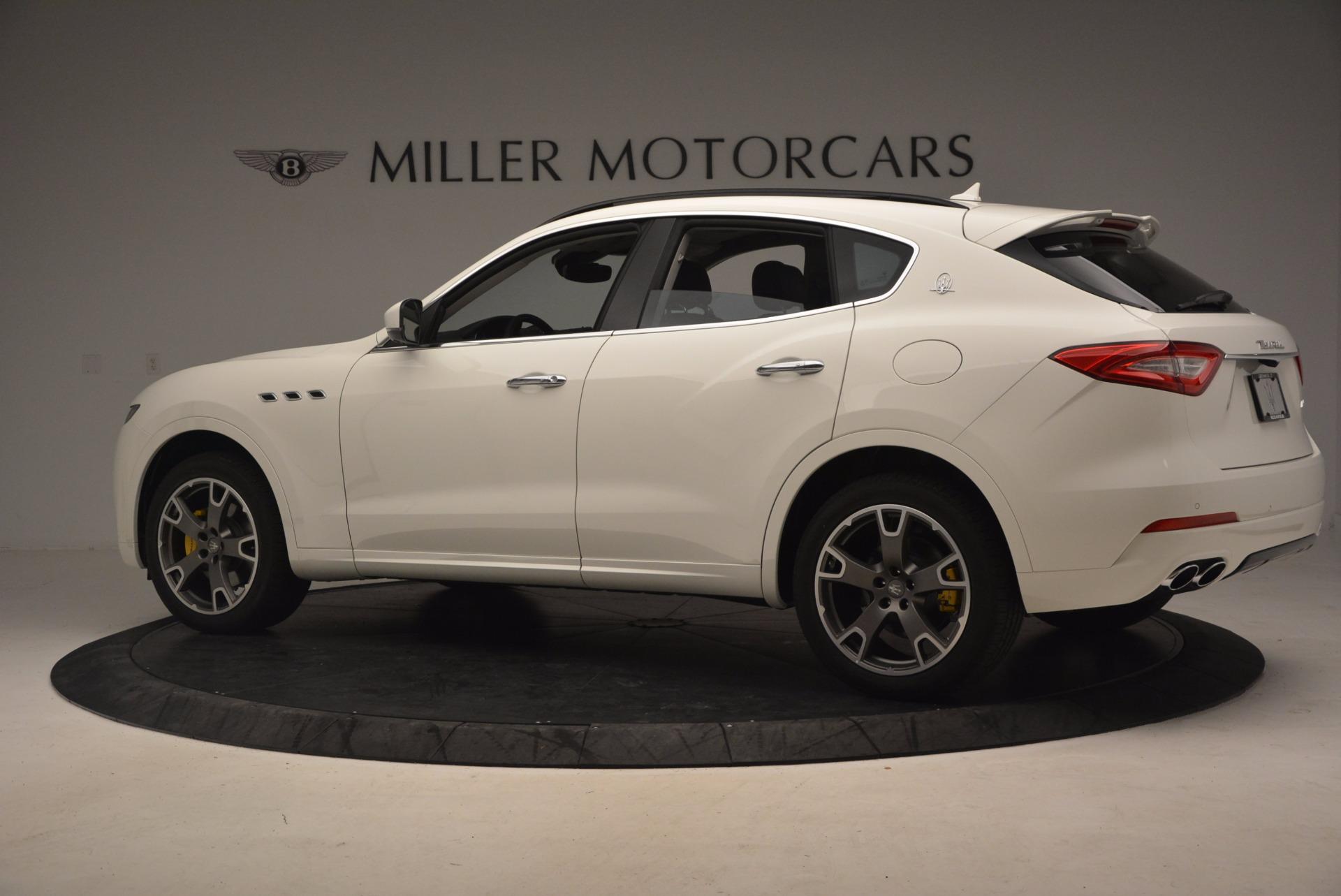 New 2017 Maserati Levante  For Sale In Greenwich, CT. Alfa Romeo of Greenwich, M1773 880_p4