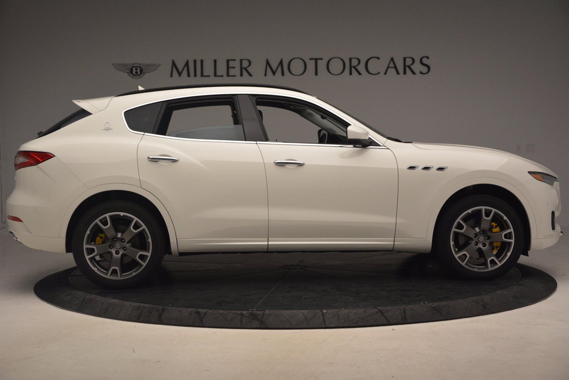 New 2017 Maserati Levante  For Sale In Greenwich, CT. Alfa Romeo of Greenwich, M1773 880_p9