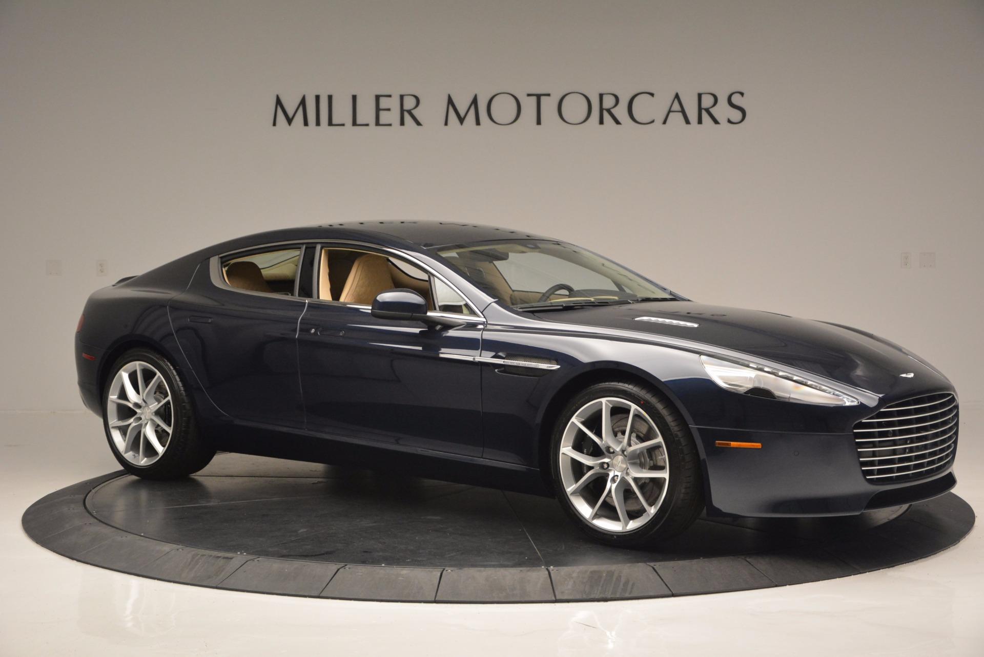 Used 2016 Aston Martin Rapide S  For Sale In Greenwich, CT. Alfa Romeo of Greenwich, 7141 881_p10