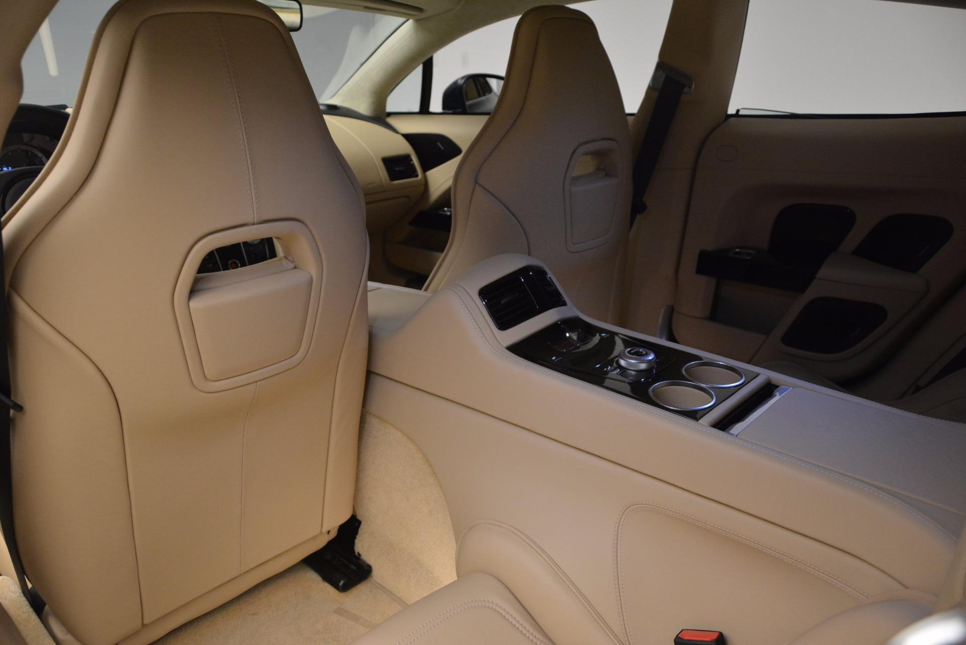 Used 2016 Aston Martin Rapide S  For Sale In Greenwich, CT. Alfa Romeo of Greenwich, 7141 881_p18