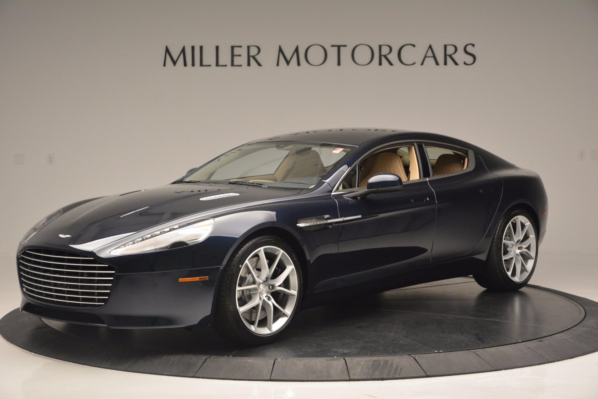 Used 2016 Aston Martin Rapide S  For Sale In Greenwich, CT. Alfa Romeo of Greenwich, 7141 881_p2