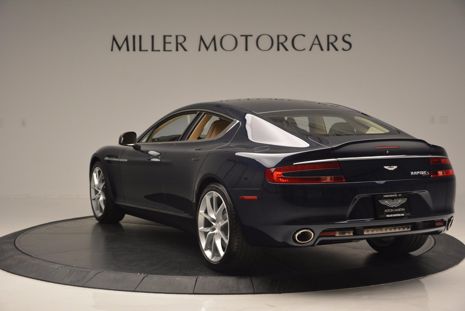 Used 2016 Aston Martin Rapide S  For Sale In Greenwich, CT. Alfa Romeo of Greenwich, 7141 881_p5