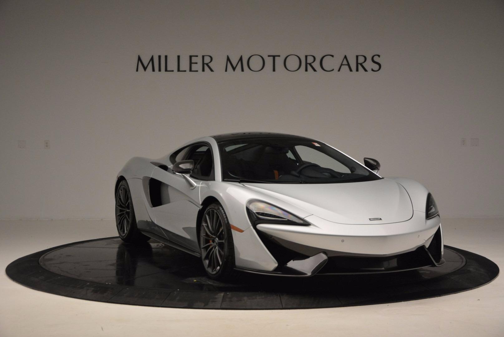 New 2017 McLaren 570GT  For Sale In Greenwich, CT. Alfa Romeo of Greenwich, MC288 882_p11