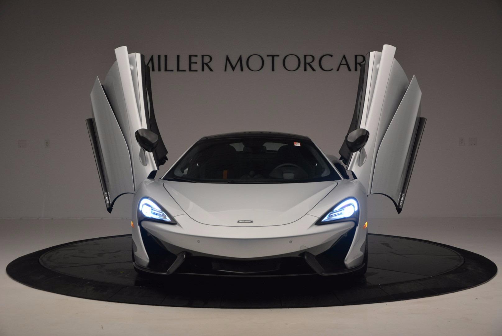 New 2017 McLaren 570GT  For Sale In Greenwich, CT. Alfa Romeo of Greenwich, MC288 882_p13