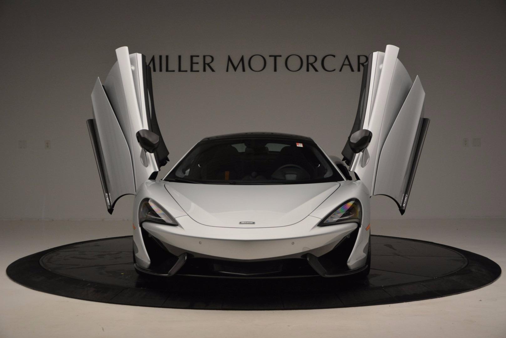New 2017 McLaren 570GT  For Sale In Greenwich, CT. Alfa Romeo of Greenwich, MC288 882_p14