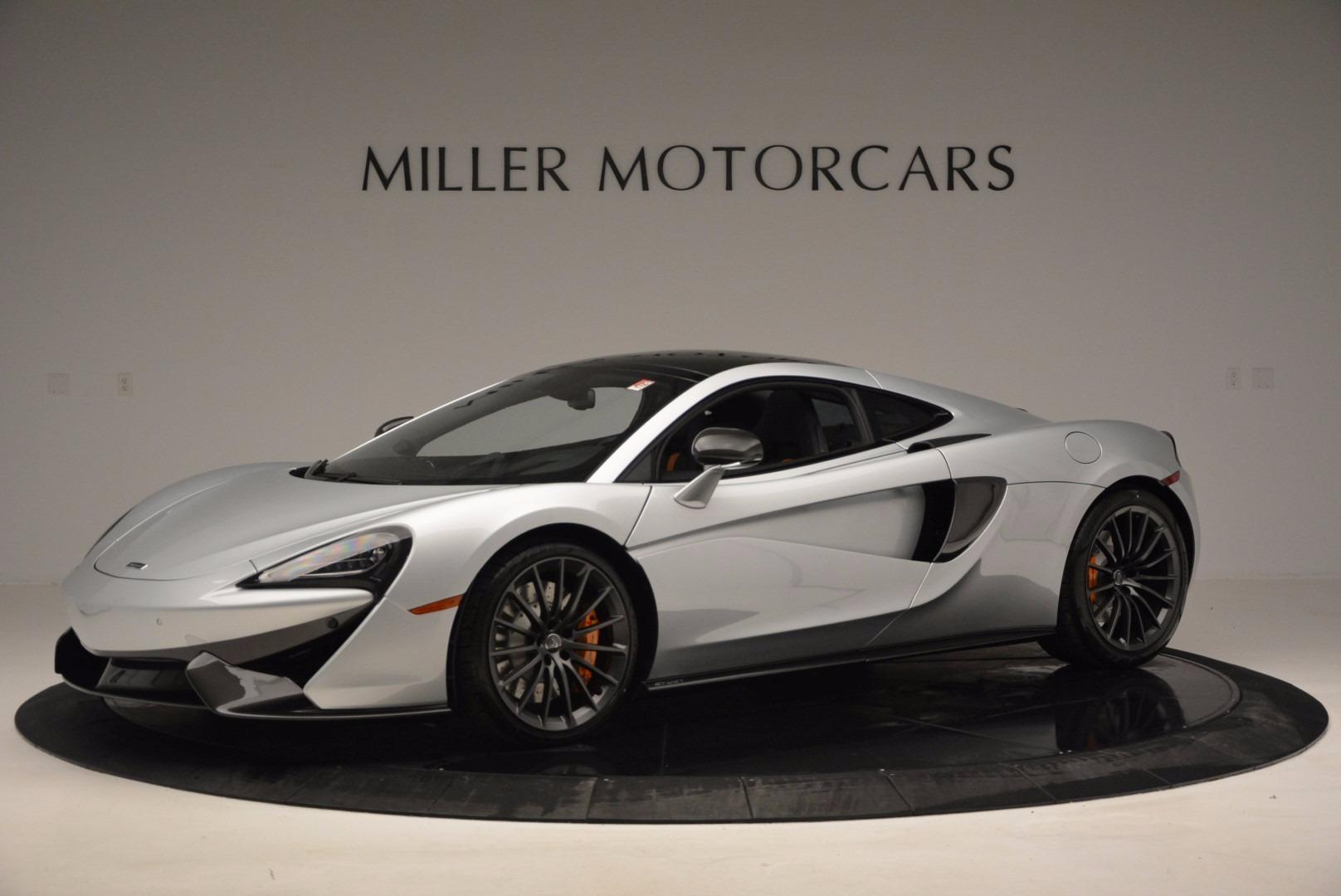 New 2017 McLaren 570GT  For Sale In Greenwich, CT. Alfa Romeo of Greenwich, MC288 882_p2