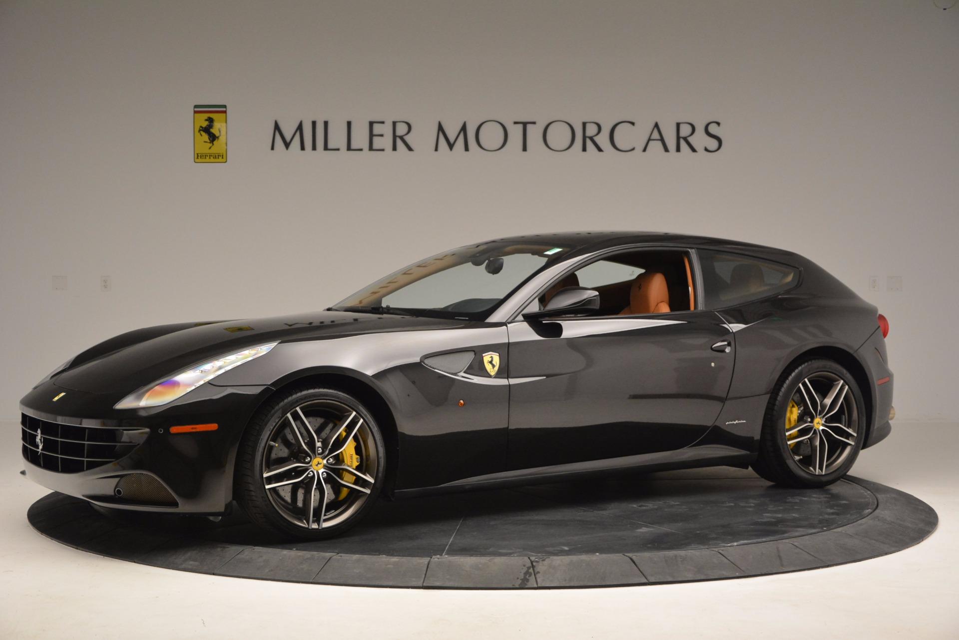 Used 2014 Ferrari FF  For Sale In Greenwich, CT. Alfa Romeo of Greenwich, 4360 887_p2