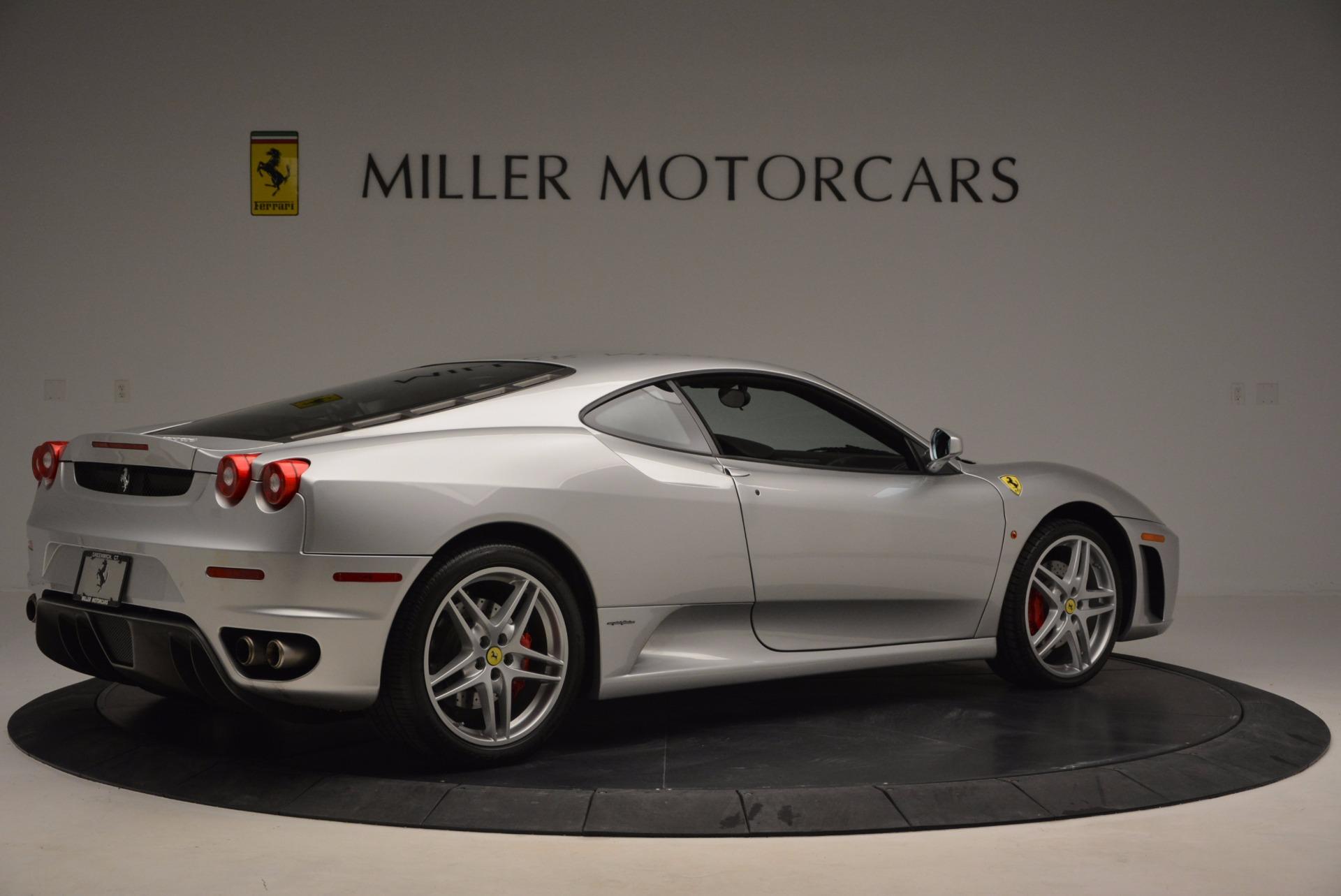 Used 2007 Ferrari F430 F1 For Sale In Greenwich, CT. Alfa Romeo of Greenwich, 4373 888_p8