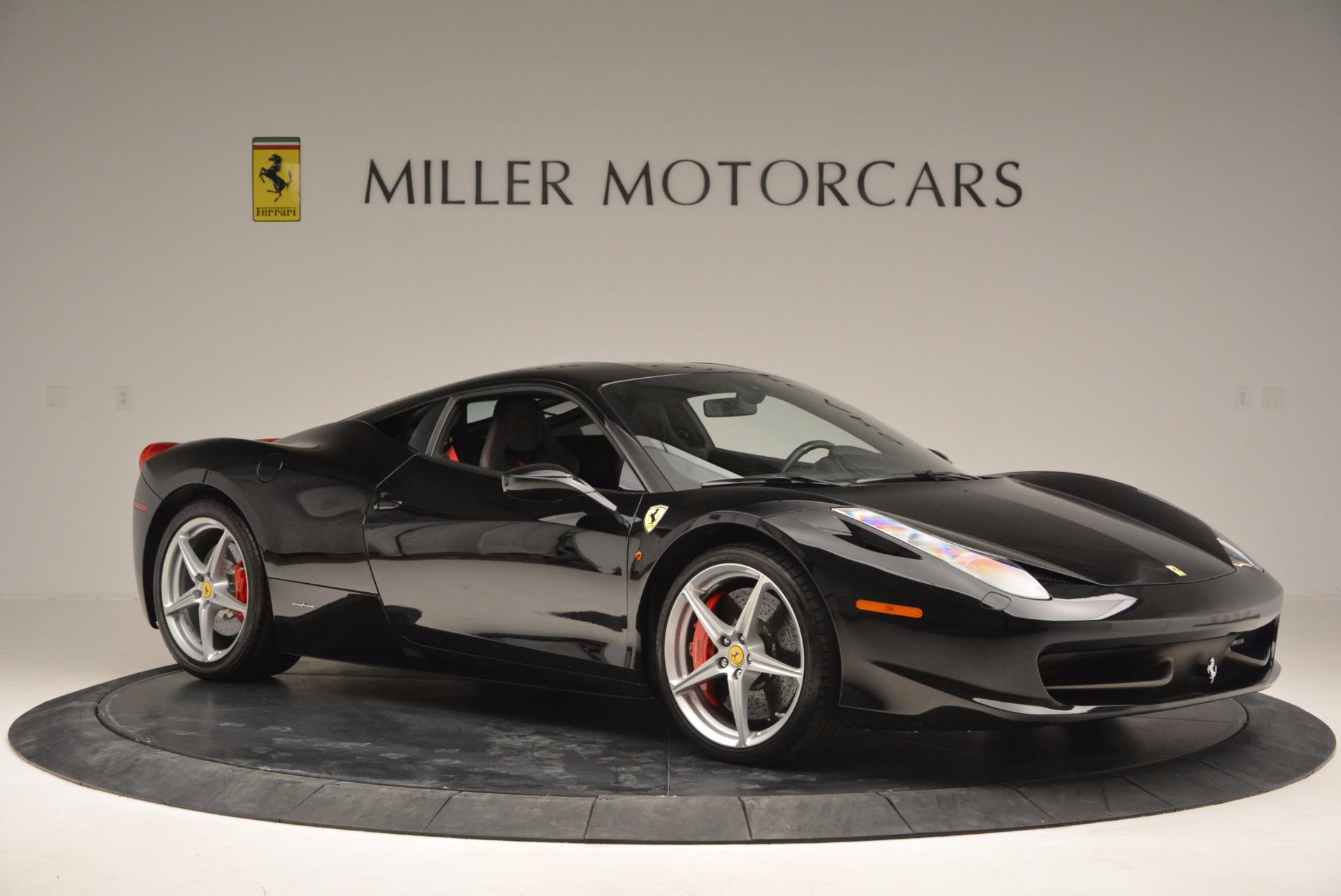 Used 2013 Ferrari 458 Italia  For Sale In Greenwich, CT. Alfa Romeo of Greenwich, 4437 889_p10