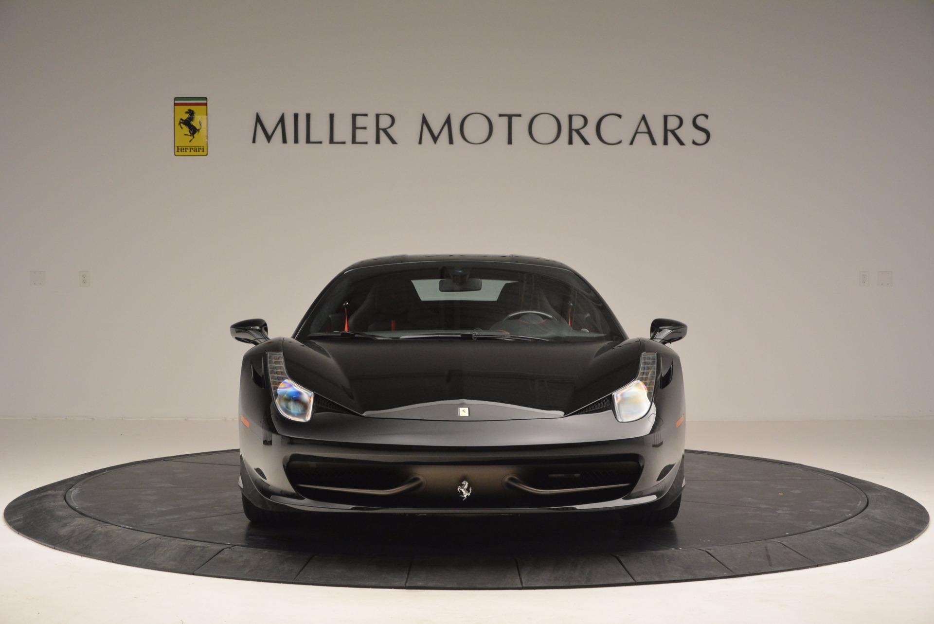 Used 2013 Ferrari 458 Italia  For Sale In Greenwich, CT. Alfa Romeo of Greenwich, 4437 889_p12