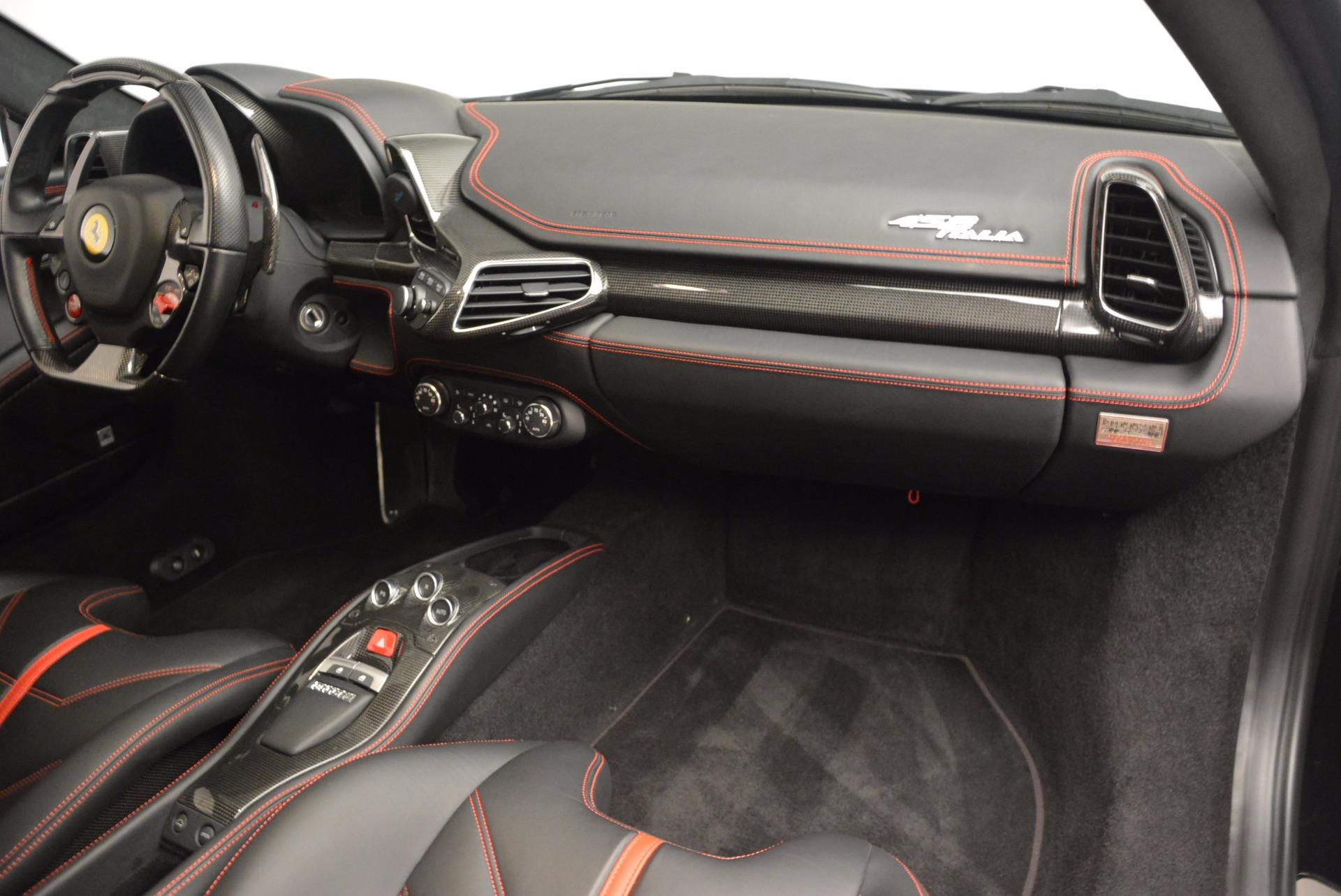 Used 2013 Ferrari 458 Italia  For Sale In Greenwich, CT. Alfa Romeo of Greenwich, 4437 889_p17