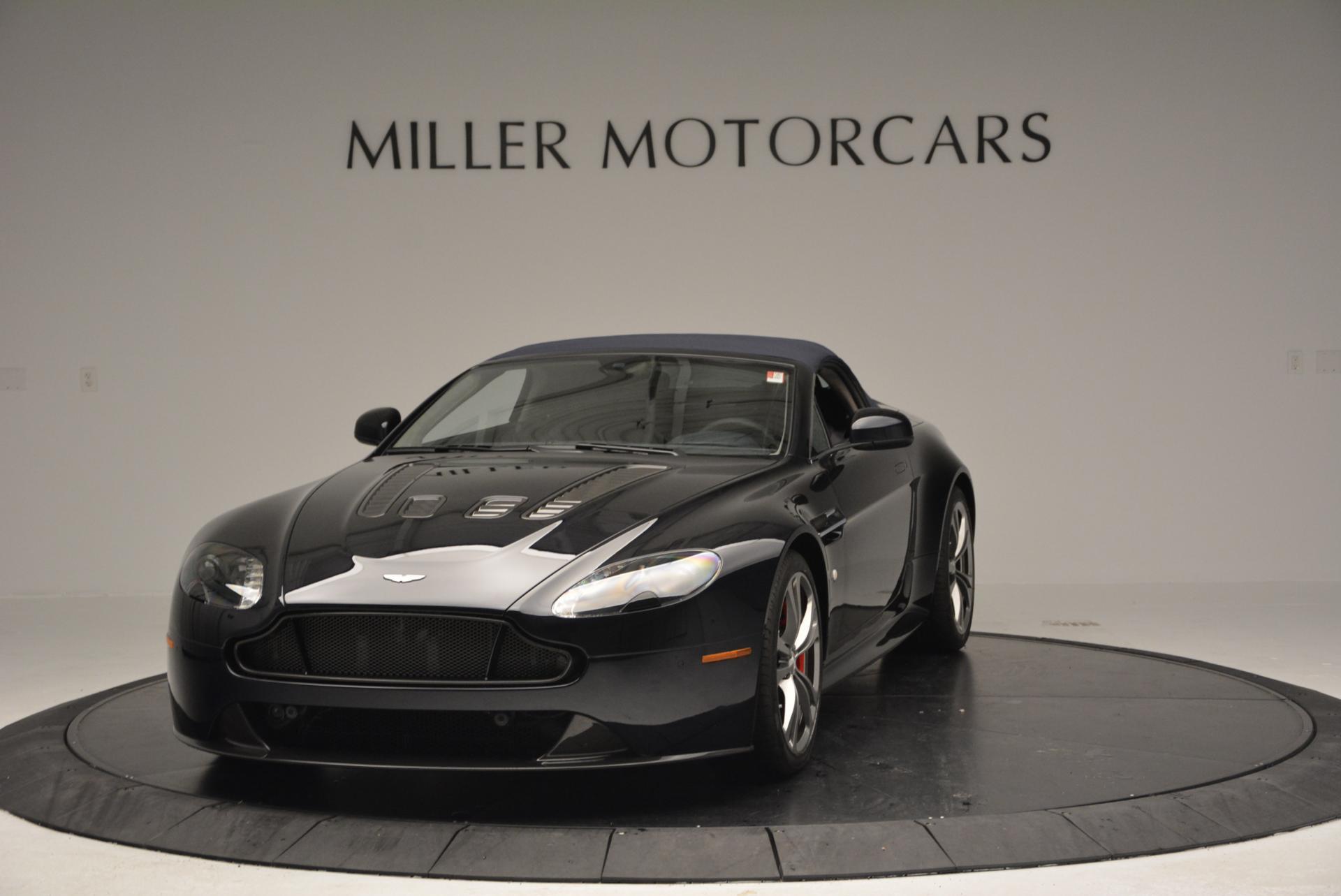 Used 2016 Aston Martin V12 Vantage S Convertible For Sale In Greenwich, CT. Alfa Romeo of Greenwich, 7579 89_p13