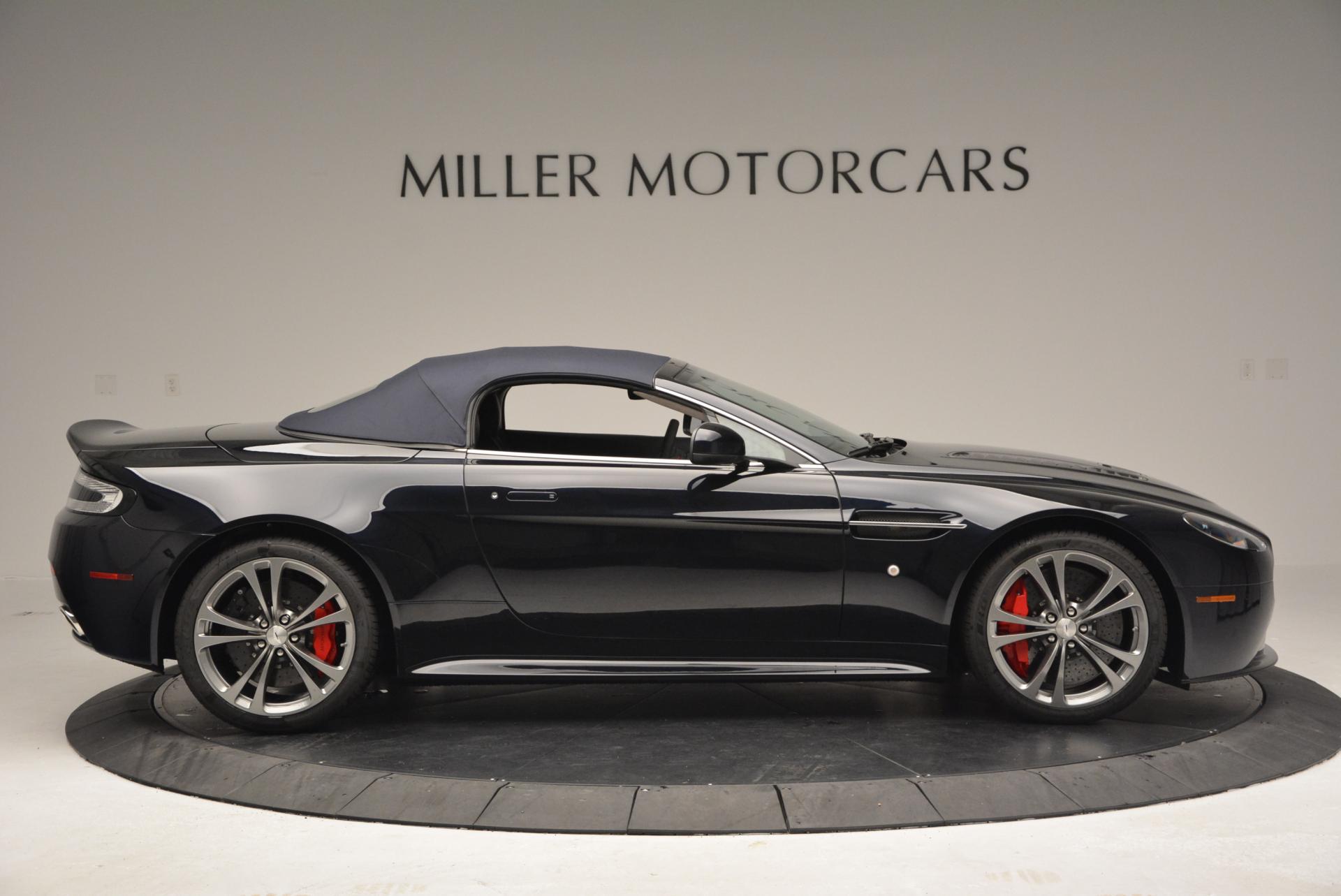 Used 2016 Aston Martin V12 Vantage S Convertible For Sale In Greenwich, CT. Alfa Romeo of Greenwich, 7579 89_p16