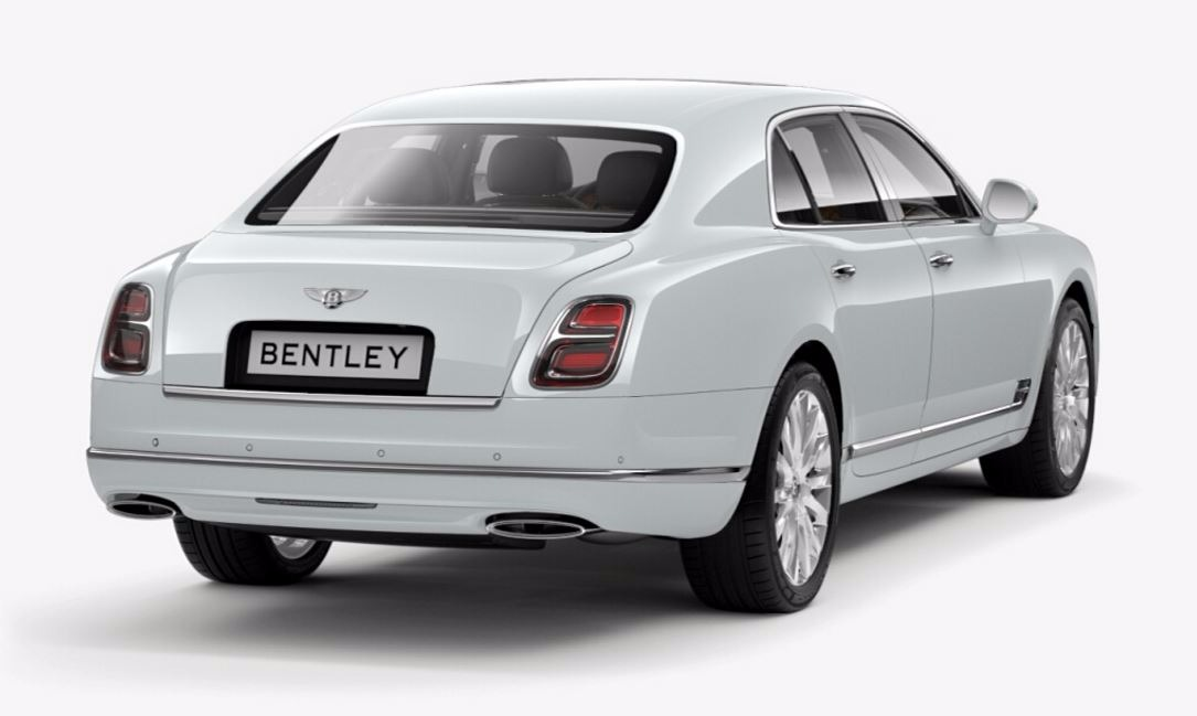 New 2017 Bentley Mulsanne  For Sale In Greenwich, CT. Alfa Romeo of Greenwich, 02823 891_p3