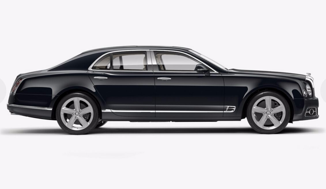 New 2017 Bentley Mulsanne Speed For Sale In Greenwich, CT. Alfa Romeo of Greenwich, 02930 893_p2