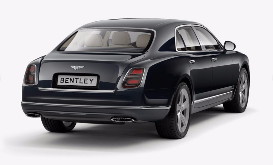 New 2017 Bentley Mulsanne Speed For Sale In Greenwich, CT. Alfa Romeo of Greenwich, 02930 893_p3