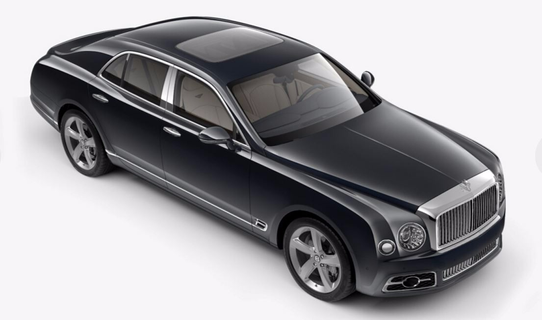 New 2017 Bentley Mulsanne Speed For Sale In Greenwich, CT. Alfa Romeo of Greenwich, 02930 893_p5
