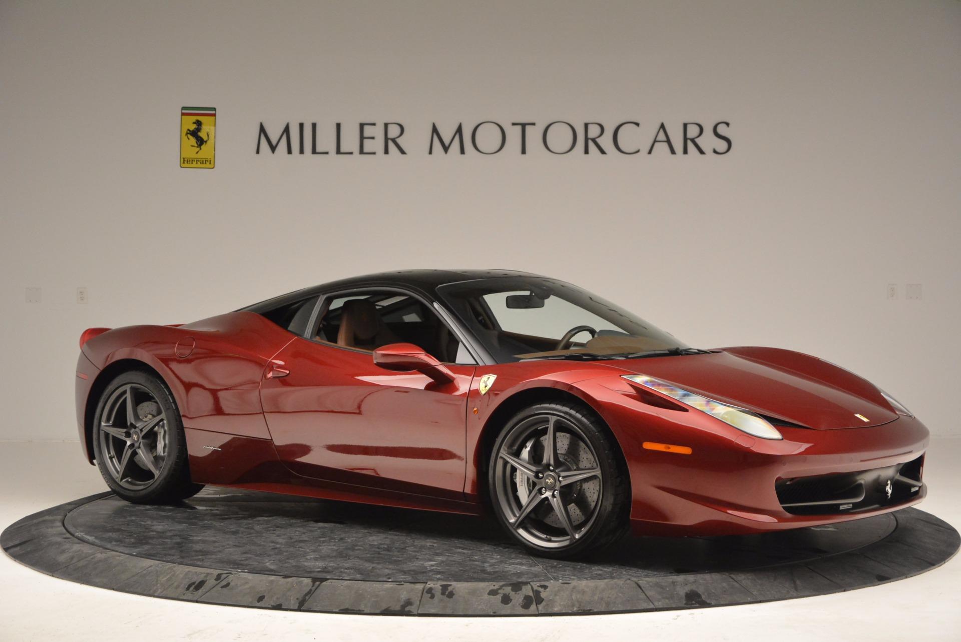 Used 2011 Ferrari 458 Italia  For Sale In Greenwich, CT. Alfa Romeo of Greenwich, 4374 899_p10