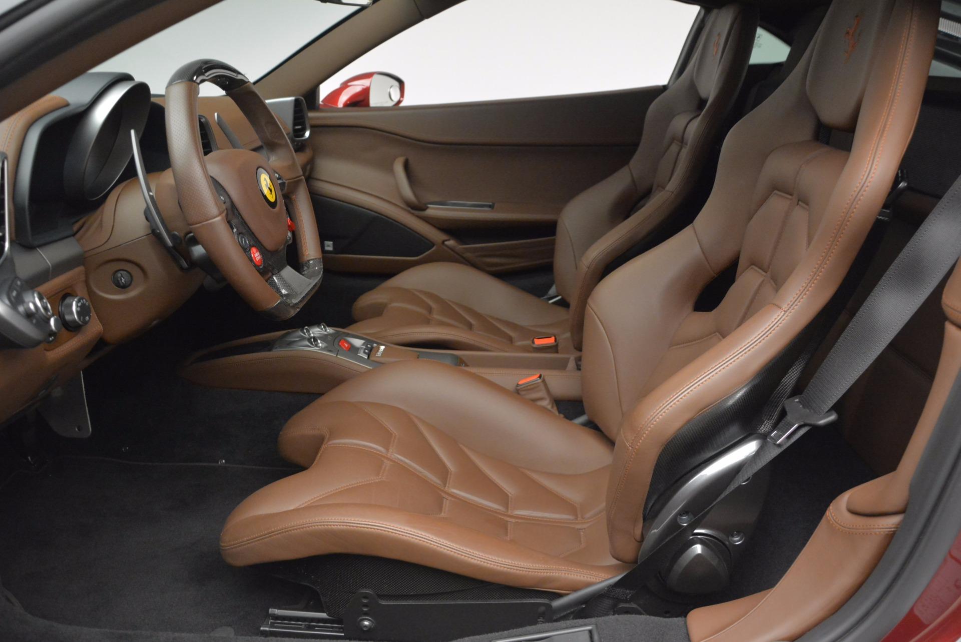 Used 2011 Ferrari 458 Italia  For Sale In Greenwich, CT. Alfa Romeo of Greenwich, 4374 899_p14