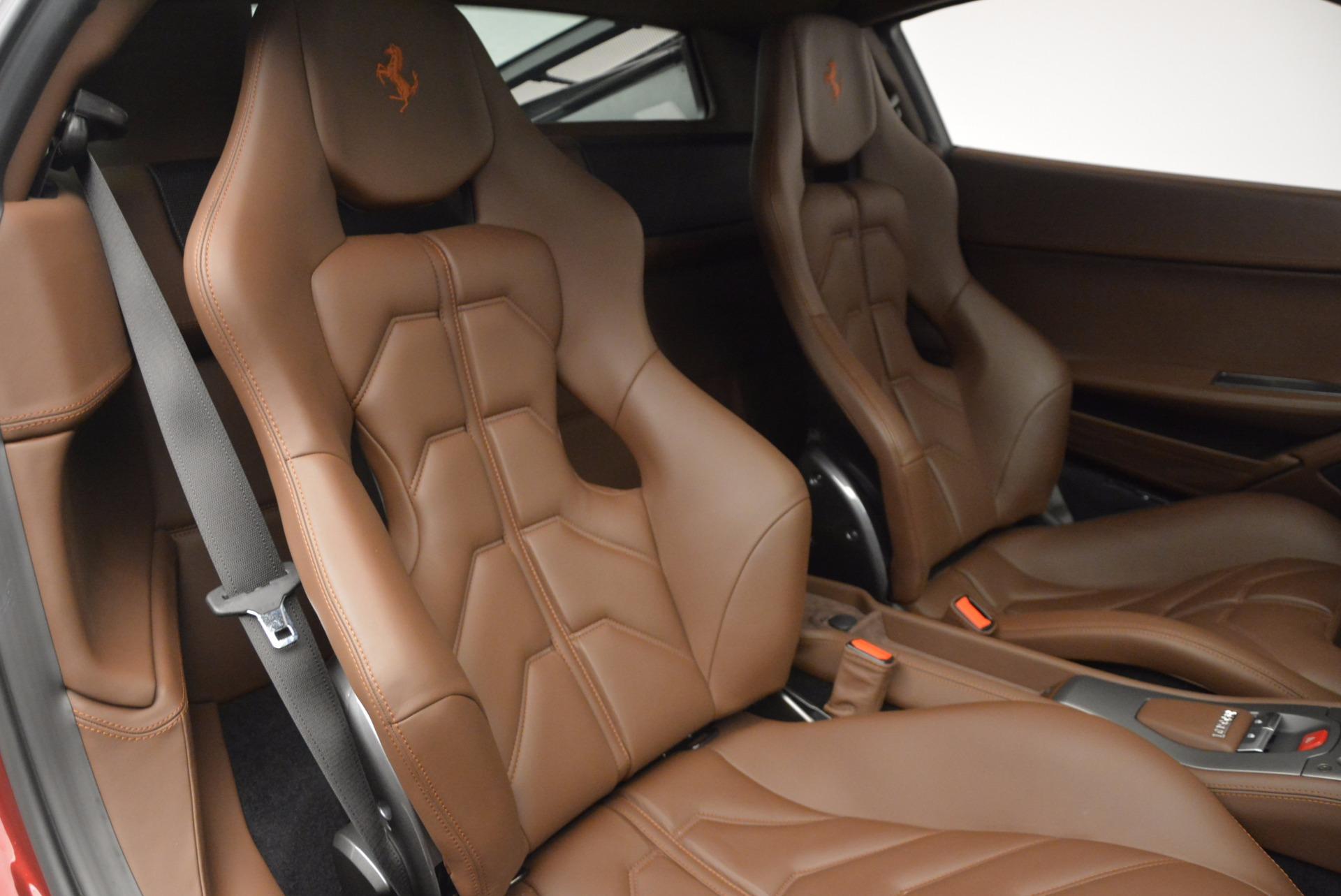 Used 2011 Ferrari 458 Italia  For Sale In Greenwich, CT. Alfa Romeo of Greenwich, 4374 899_p19