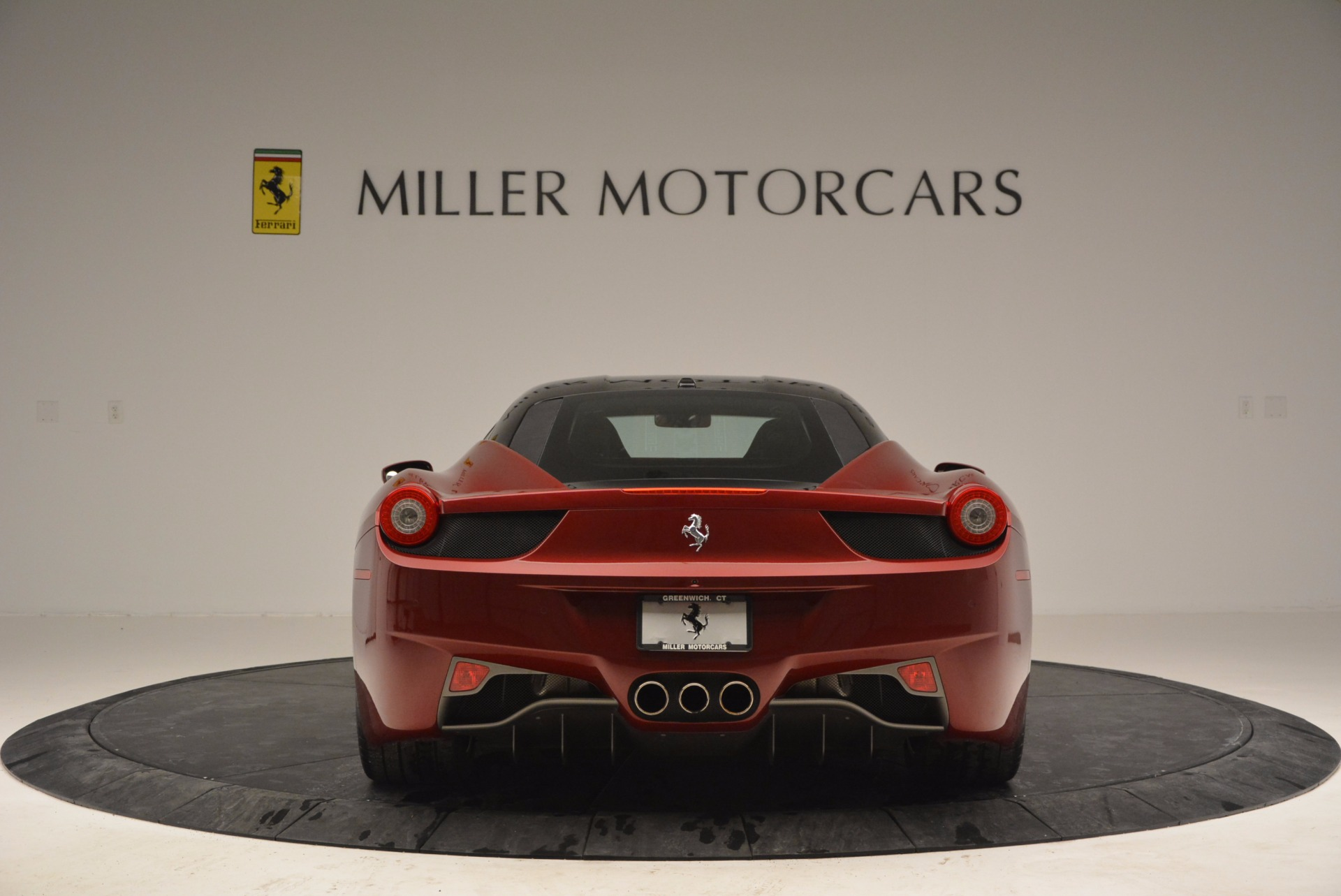 Used 2011 Ferrari 458 Italia  For Sale In Greenwich, CT. Alfa Romeo of Greenwich, 4374 899_p6