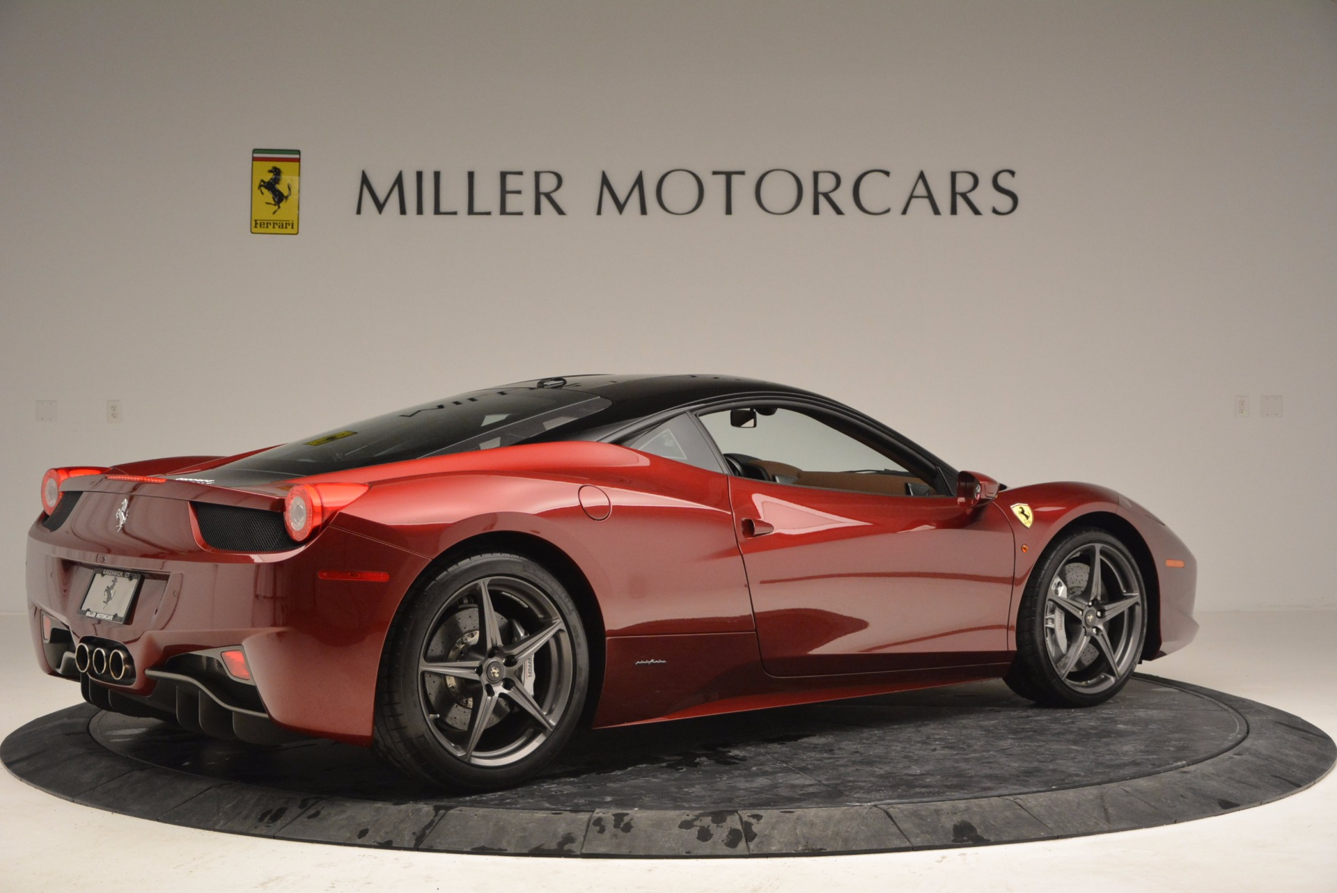 Used 2011 Ferrari 458 Italia  For Sale In Greenwich, CT. Alfa Romeo of Greenwich, 4374 899_p8