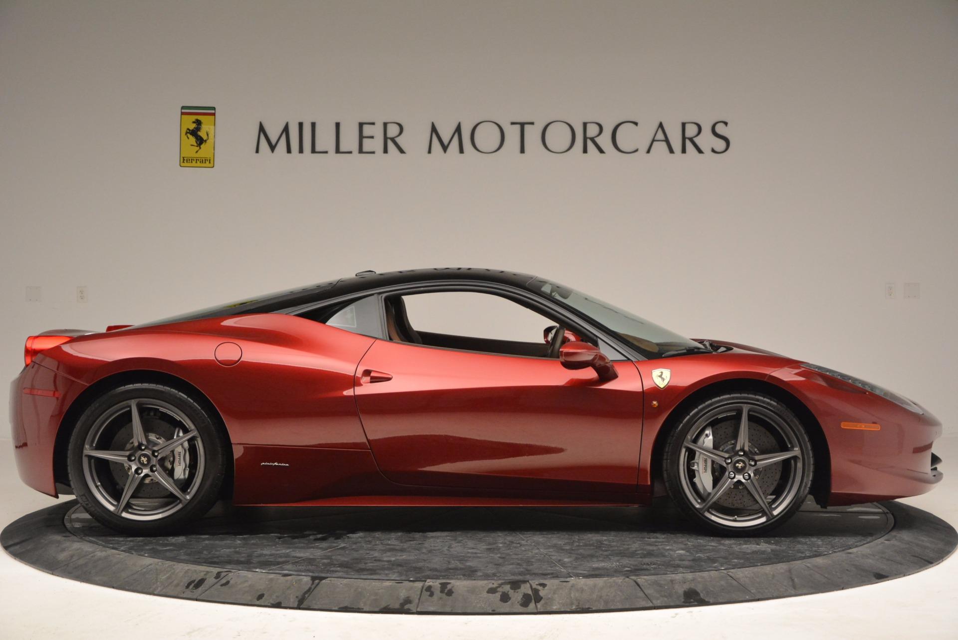 Used 2011 Ferrari 458 Italia  For Sale In Greenwich, CT. Alfa Romeo of Greenwich, 4374 899_p9