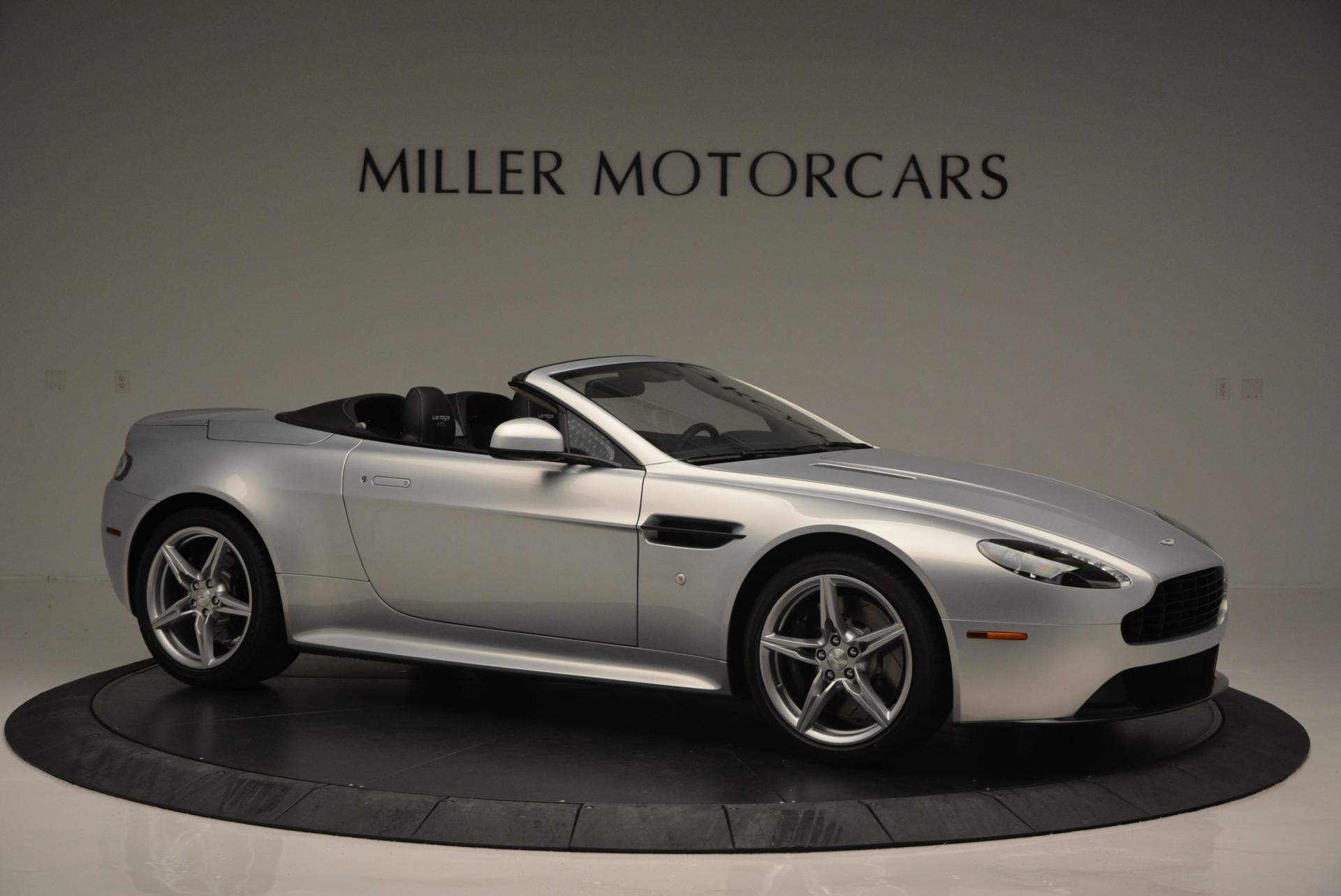 New 2016 Aston Martin V8 Vantage GTS Roadster For Sale In Greenwich, CT. Alfa Romeo of Greenwich, A1183 90_p10