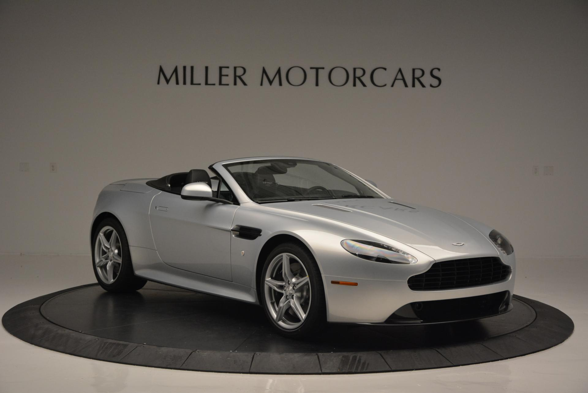 New 2016 Aston Martin V8 Vantage GTS Roadster For Sale In Greenwich, CT. Alfa Romeo of Greenwich, A1183 90_p11