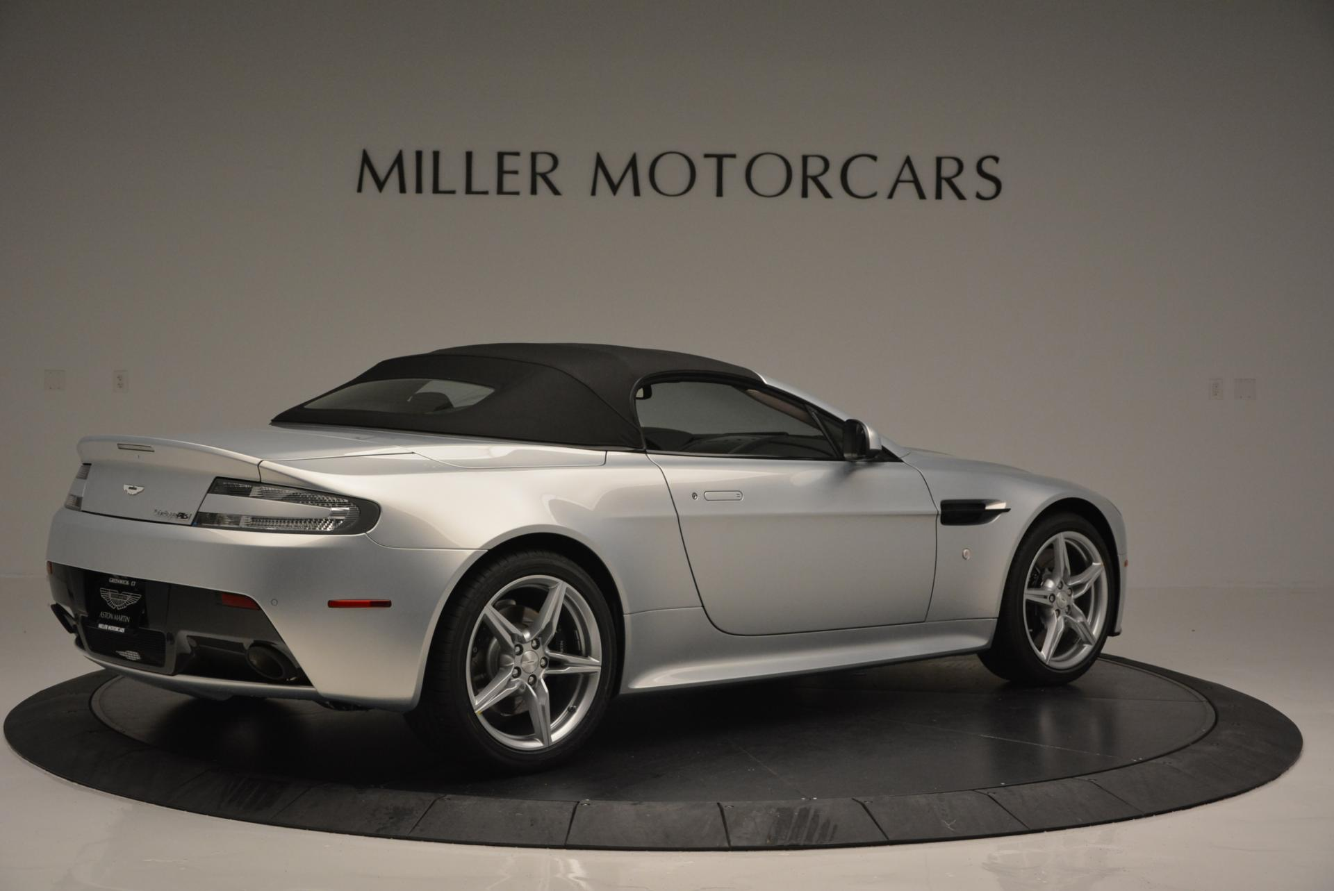 New 2016 Aston Martin V8 Vantage GTS Roadster For Sale In Greenwich, CT. Alfa Romeo of Greenwich, A1183 90_p18