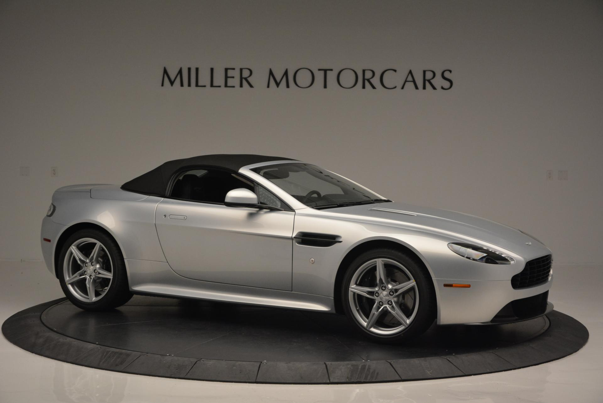 New 2016 Aston Martin V8 Vantage GTS Roadster For Sale In Greenwich, CT. Alfa Romeo of Greenwich, A1183 90_p20
