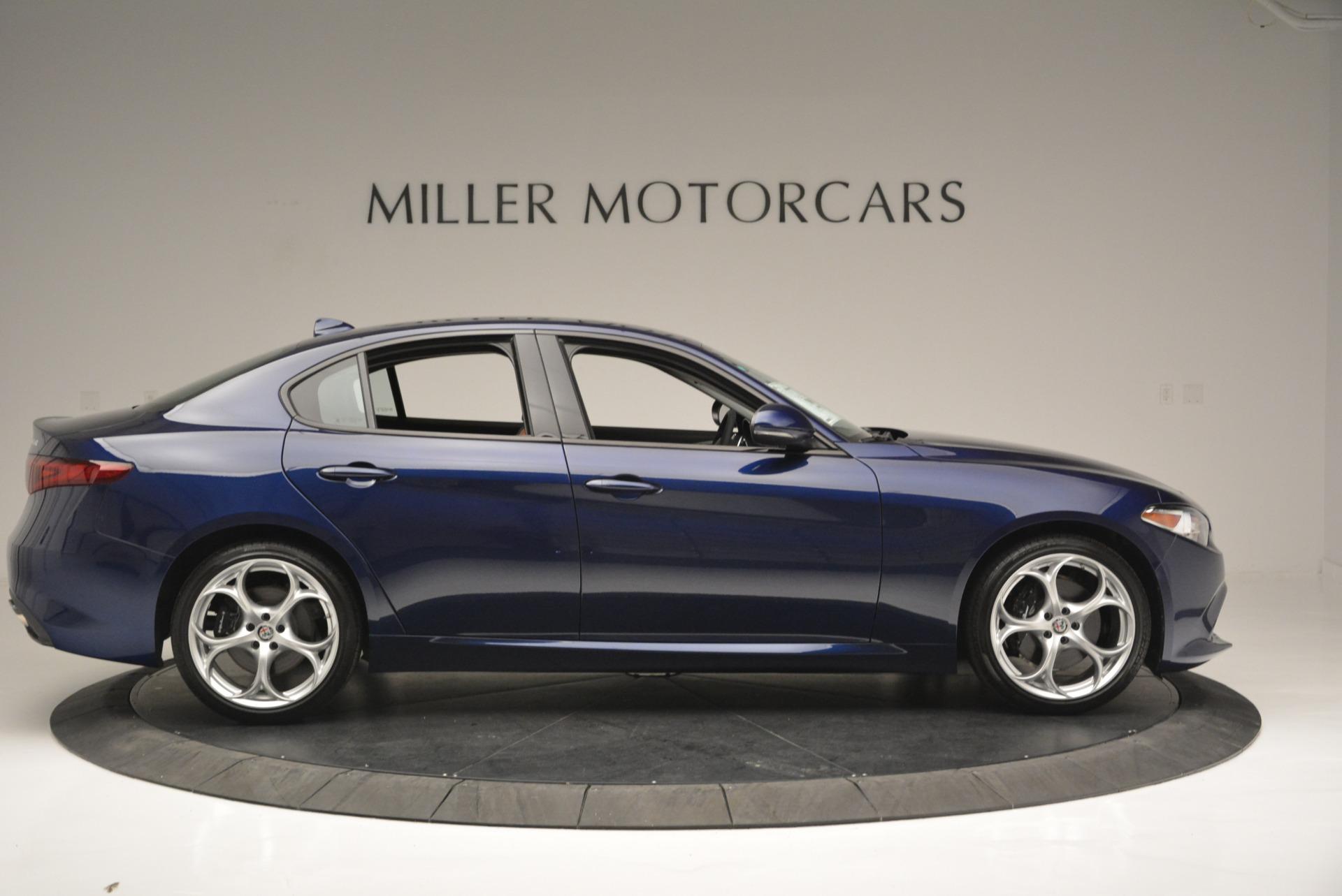 New 2018 Alfa Romeo Giulia Ti Sport Q4 For Sale In Greenwich, CT. Alfa Romeo of Greenwich, L399 901_p9