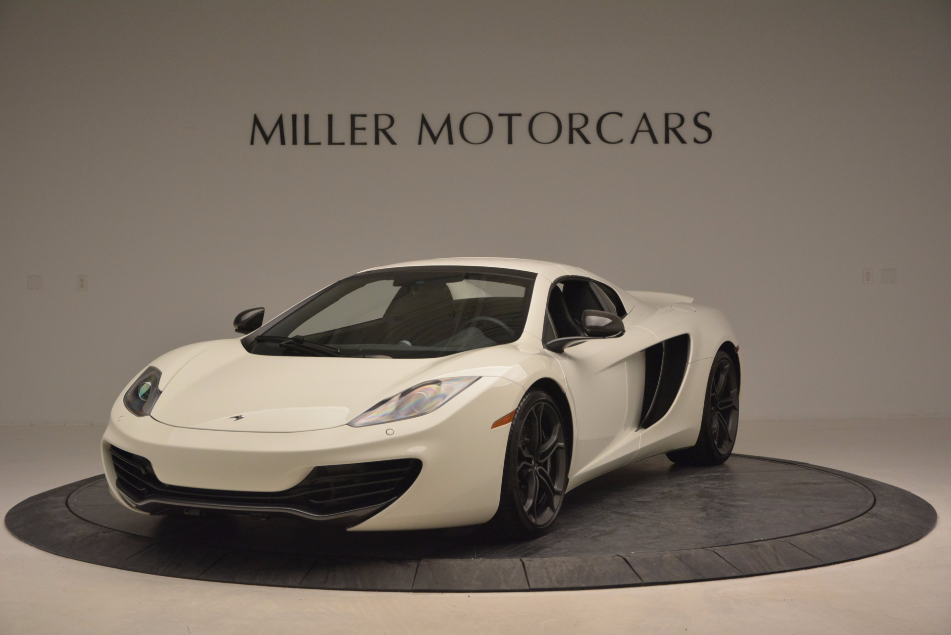 Used 2014 McLaren MP4-12C Spider For Sale In Greenwich, CT. Alfa Romeo of Greenwich, 3136 908_p14