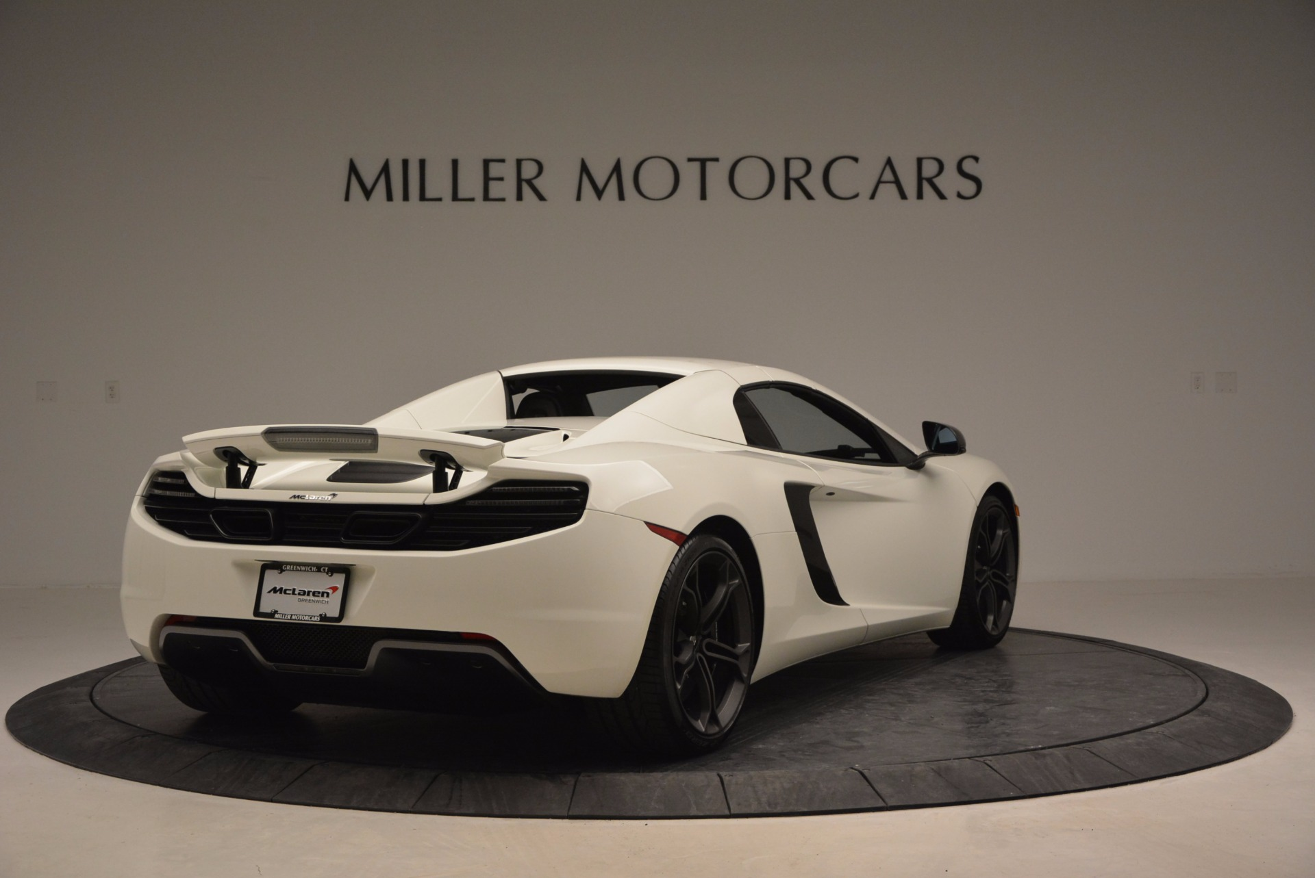 Used 2014 McLaren MP4-12C Spider For Sale In Greenwich, CT. Alfa Romeo of Greenwich, 3136 908_p18
