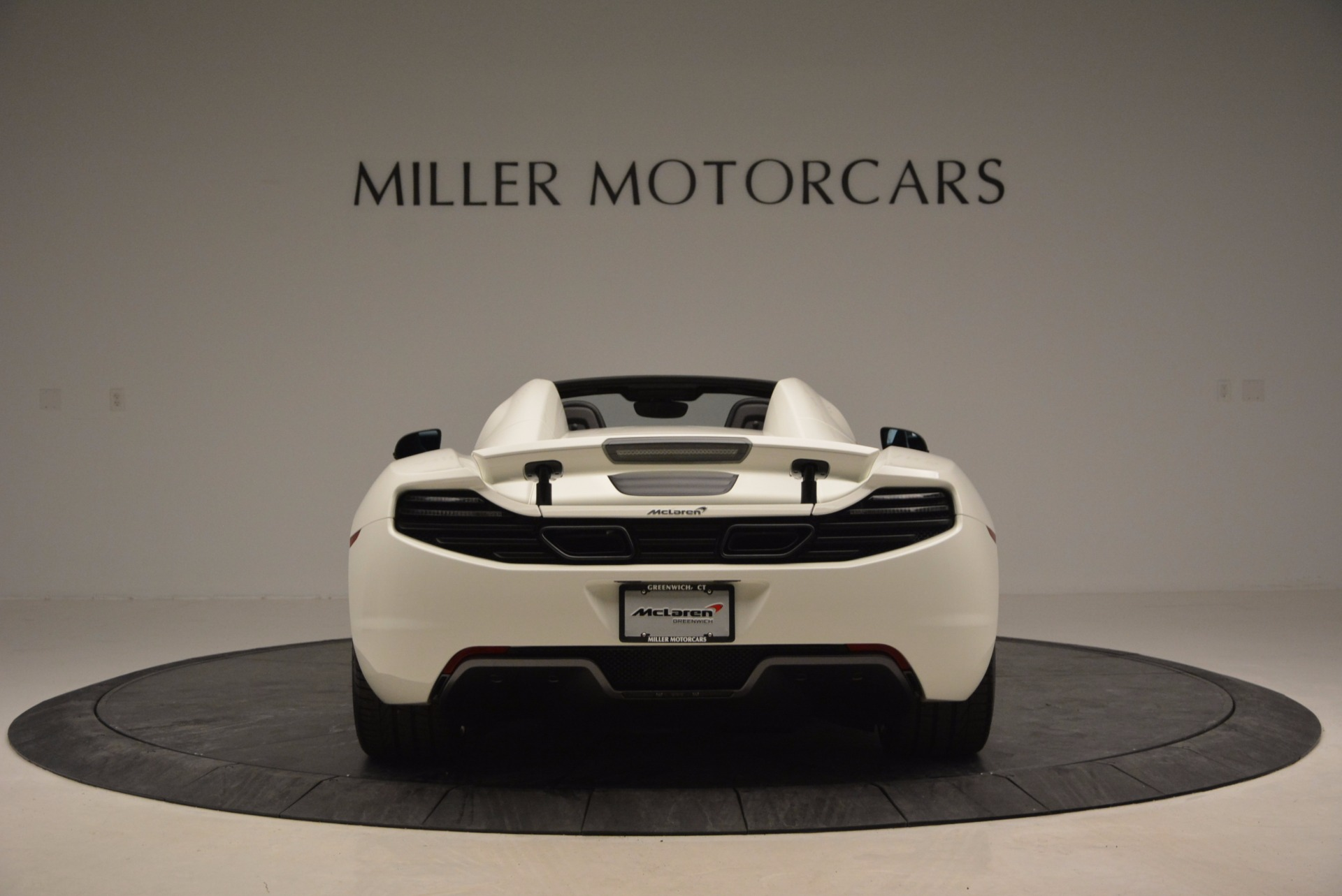 Used 2014 McLaren MP4-12C Spider For Sale In Greenwich, CT. Alfa Romeo of Greenwich, 3136 908_p6