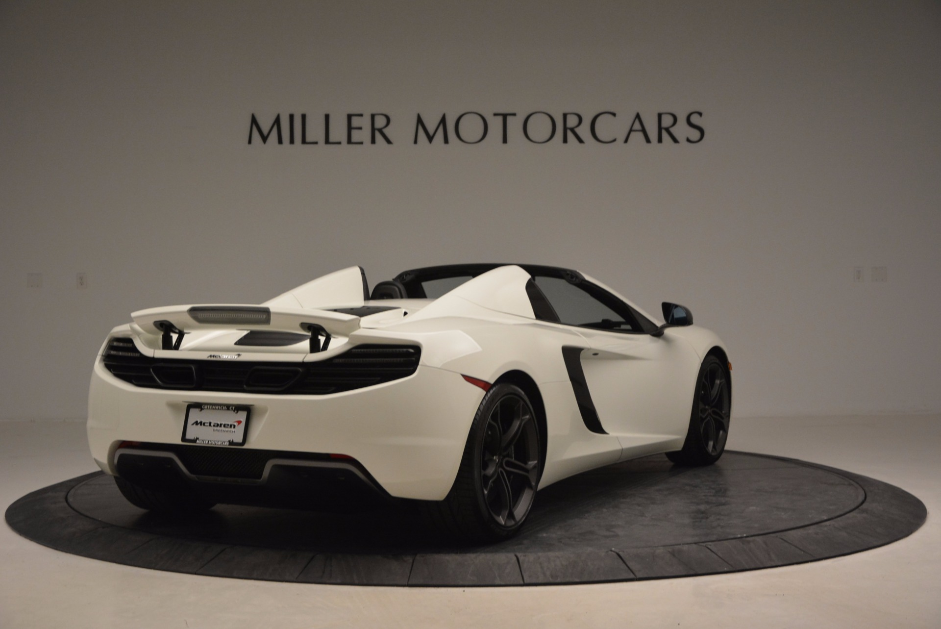 Used 2014 McLaren MP4-12C Spider For Sale In Greenwich, CT. Alfa Romeo of Greenwich, 3136 908_p7