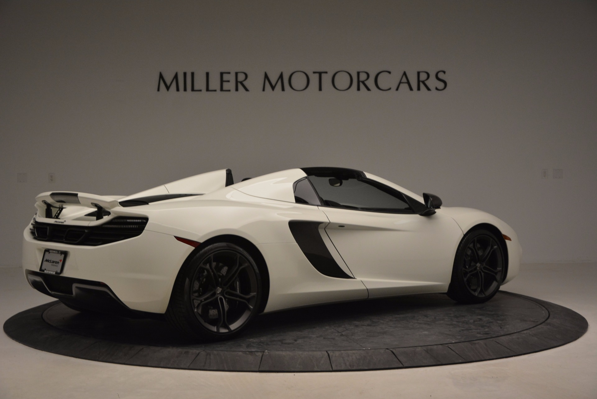 Used 2014 McLaren MP4-12C Spider For Sale In Greenwich, CT. Alfa Romeo of Greenwich, 3136 908_p8