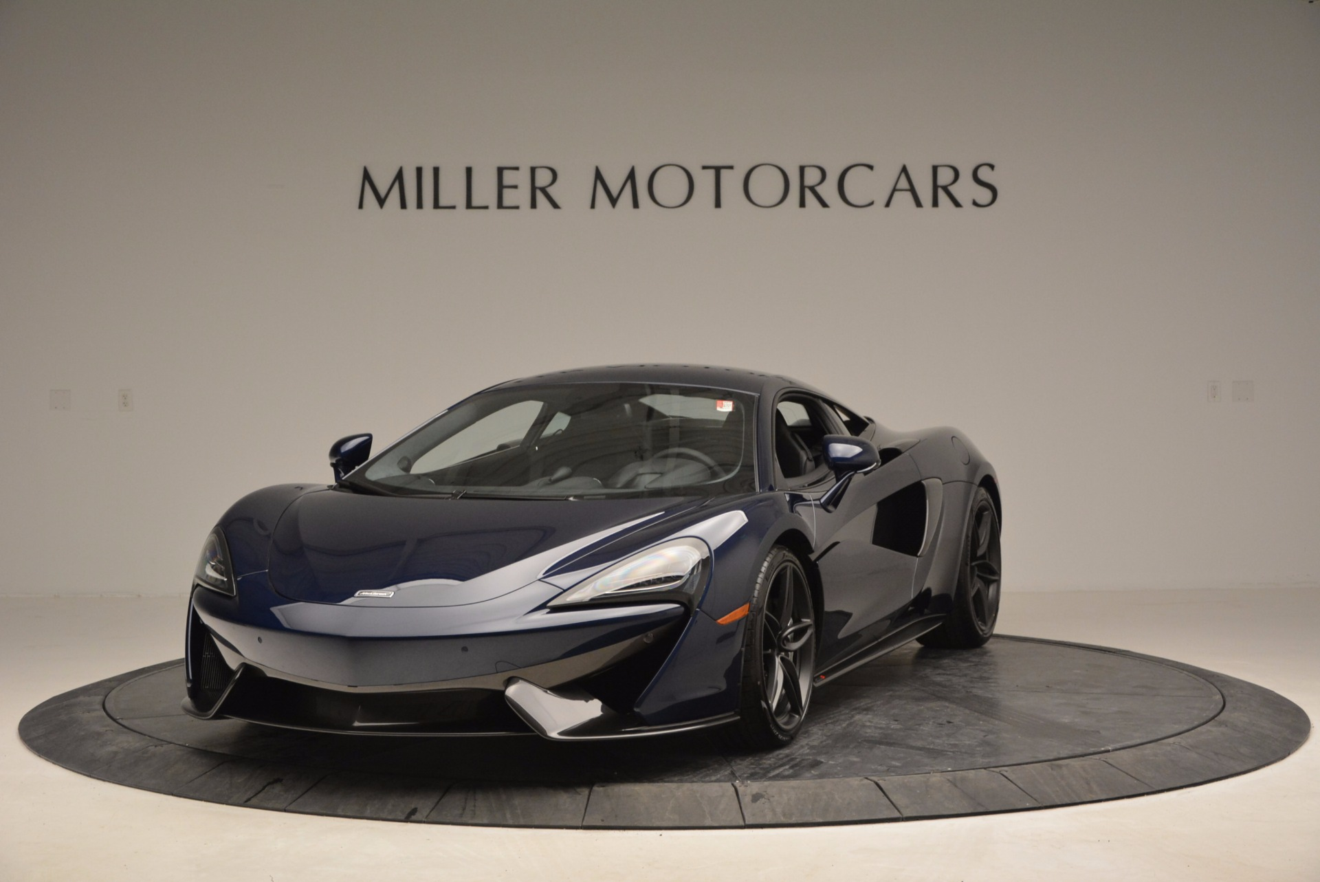 Used 2017 McLaren 570S  For Sale In Greenwich, CT. Alfa Romeo of Greenwich, MC289