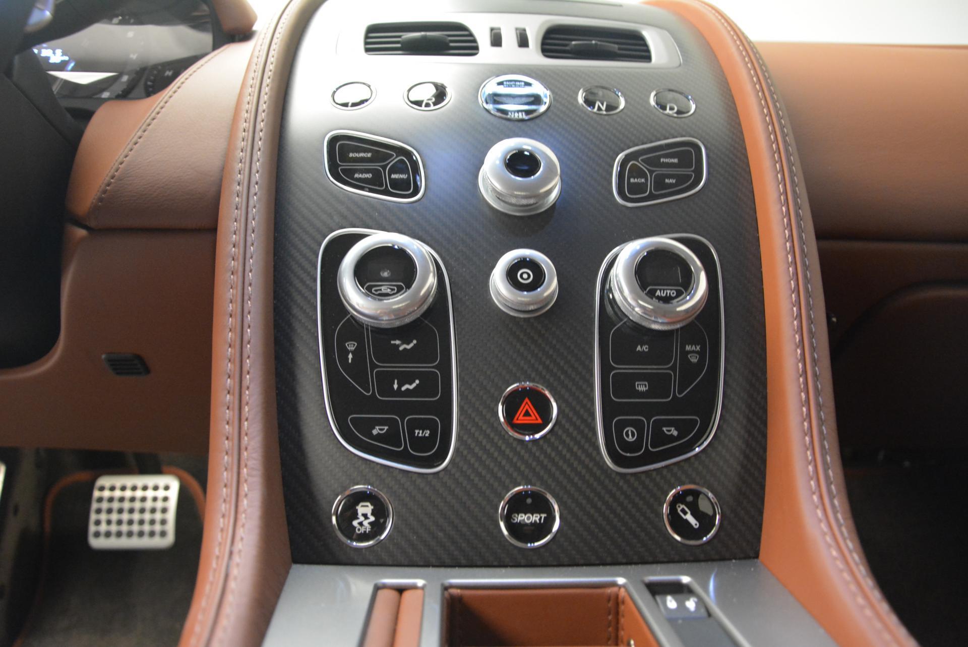 New 2016 Aston Martin DB9 GT Volante For Sale In Greenwich, CT. Alfa Romeo of Greenwich, A1173 91_p26