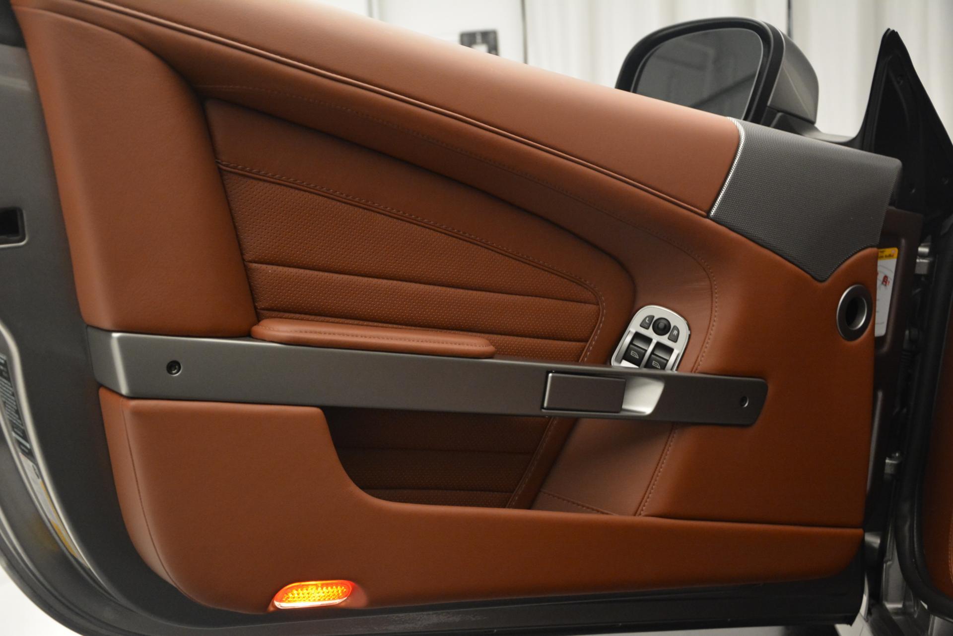New 2016 Aston Martin DB9 GT Volante For Sale In Greenwich, CT. Alfa Romeo of Greenwich, A1173 91_p27