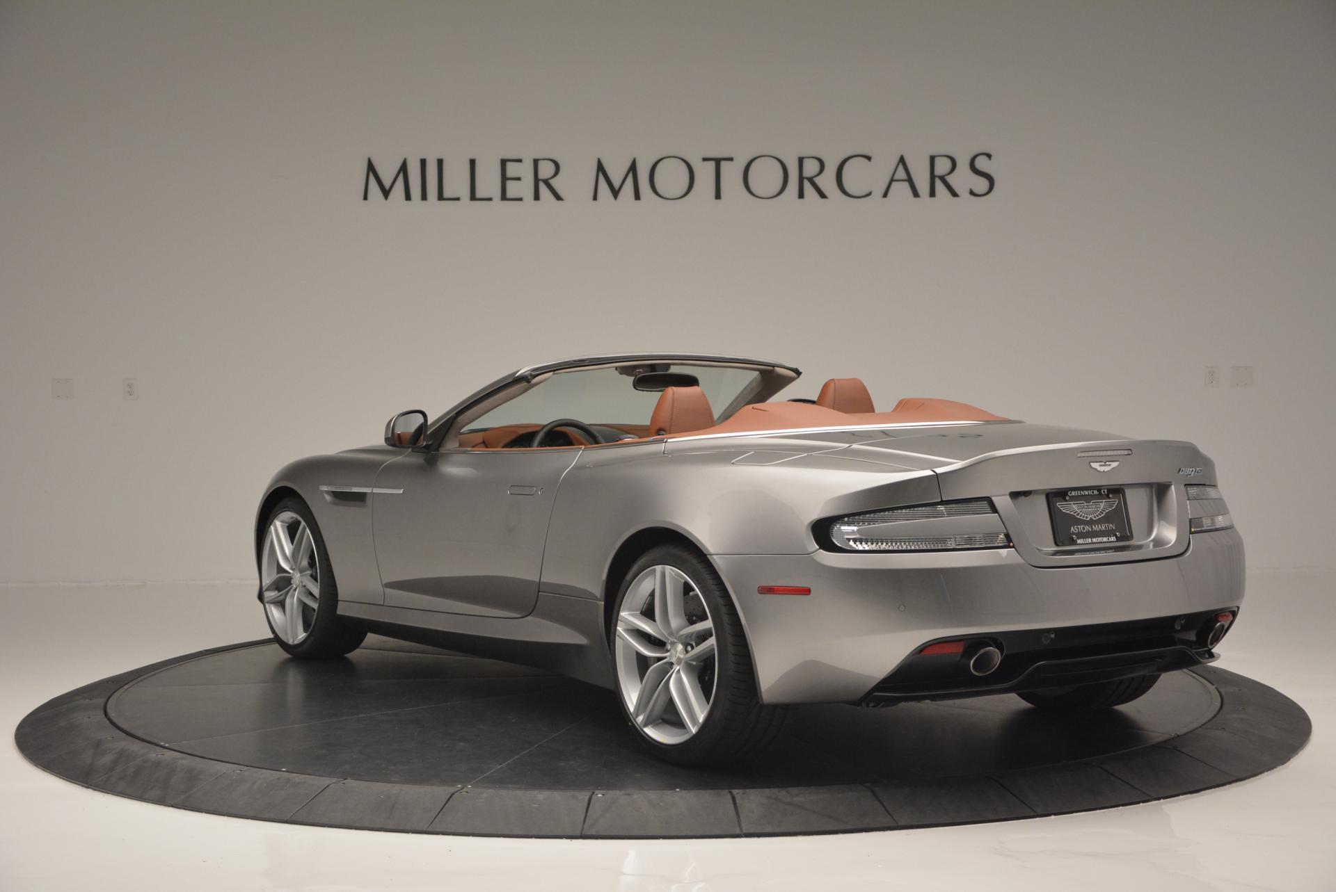 New 2016 Aston Martin DB9 GT Volante For Sale In Greenwich, CT. Alfa Romeo of Greenwich, A1173 91_p5