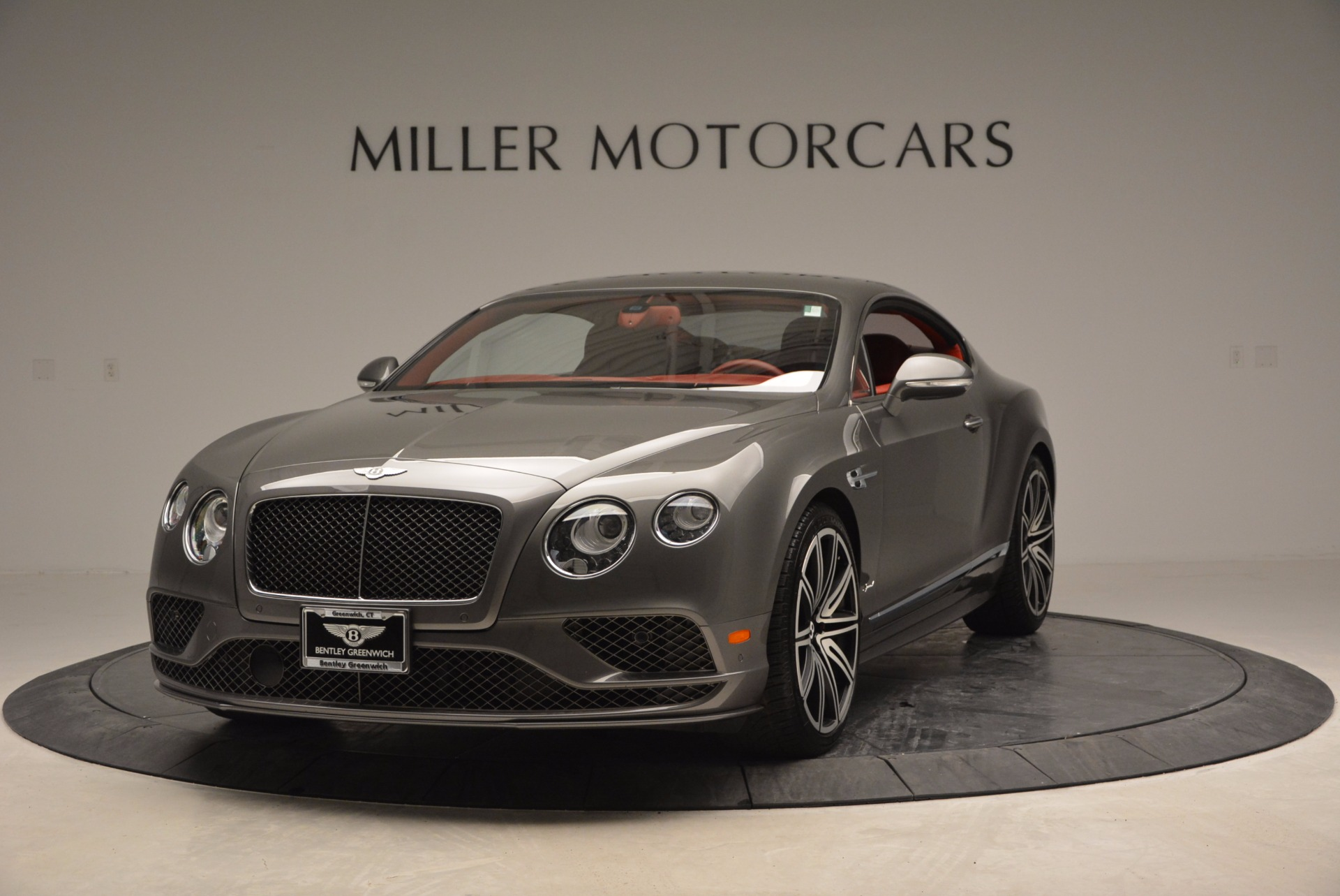 Used 2016 Bentley Continental GT Speed For Sale In Greenwich, CT. Alfa Romeo of Greenwich, 7149 910_main