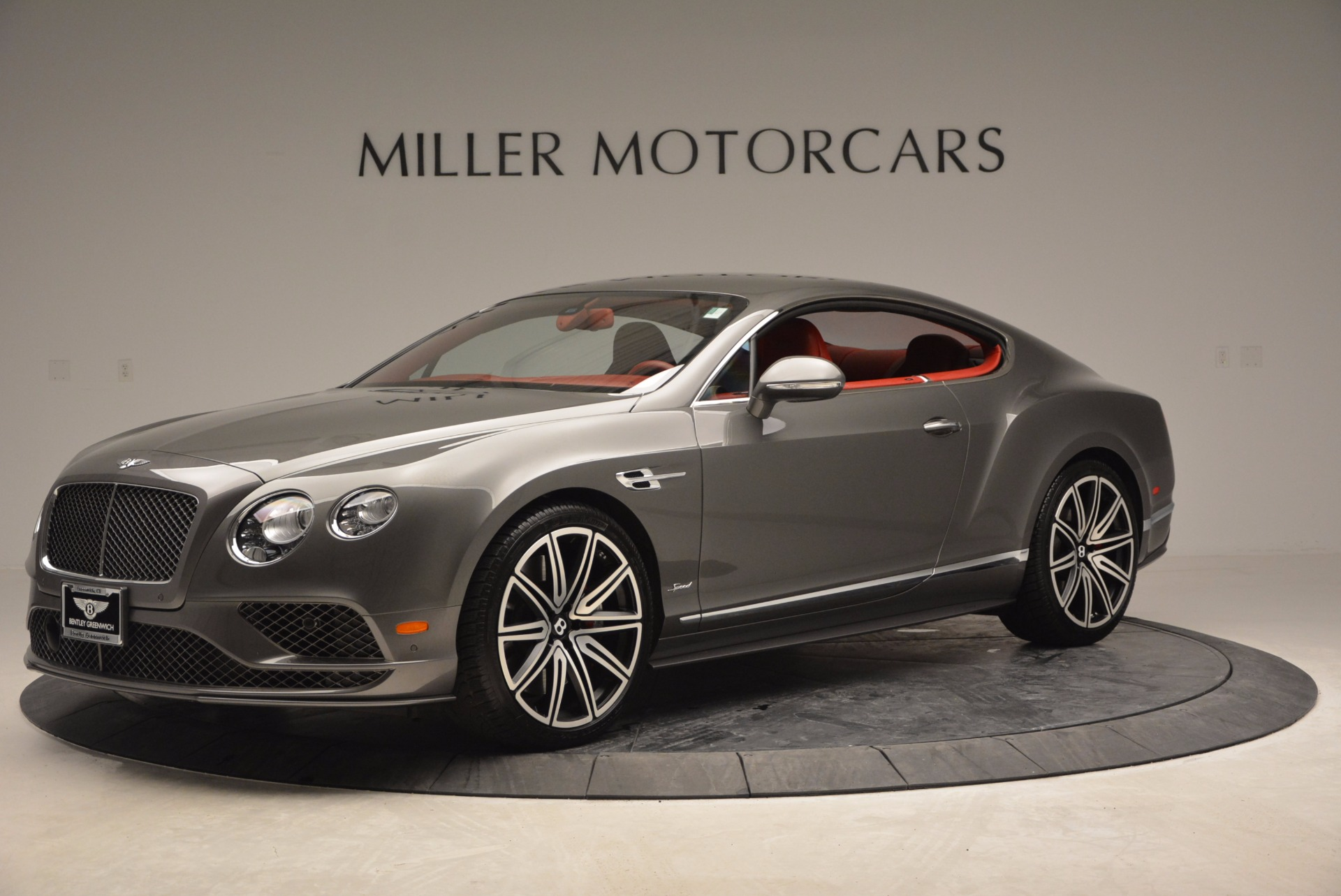 Used 2016 Bentley Continental GT Speed For Sale In Greenwich, CT. Alfa Romeo of Greenwich, 7149 910_p2