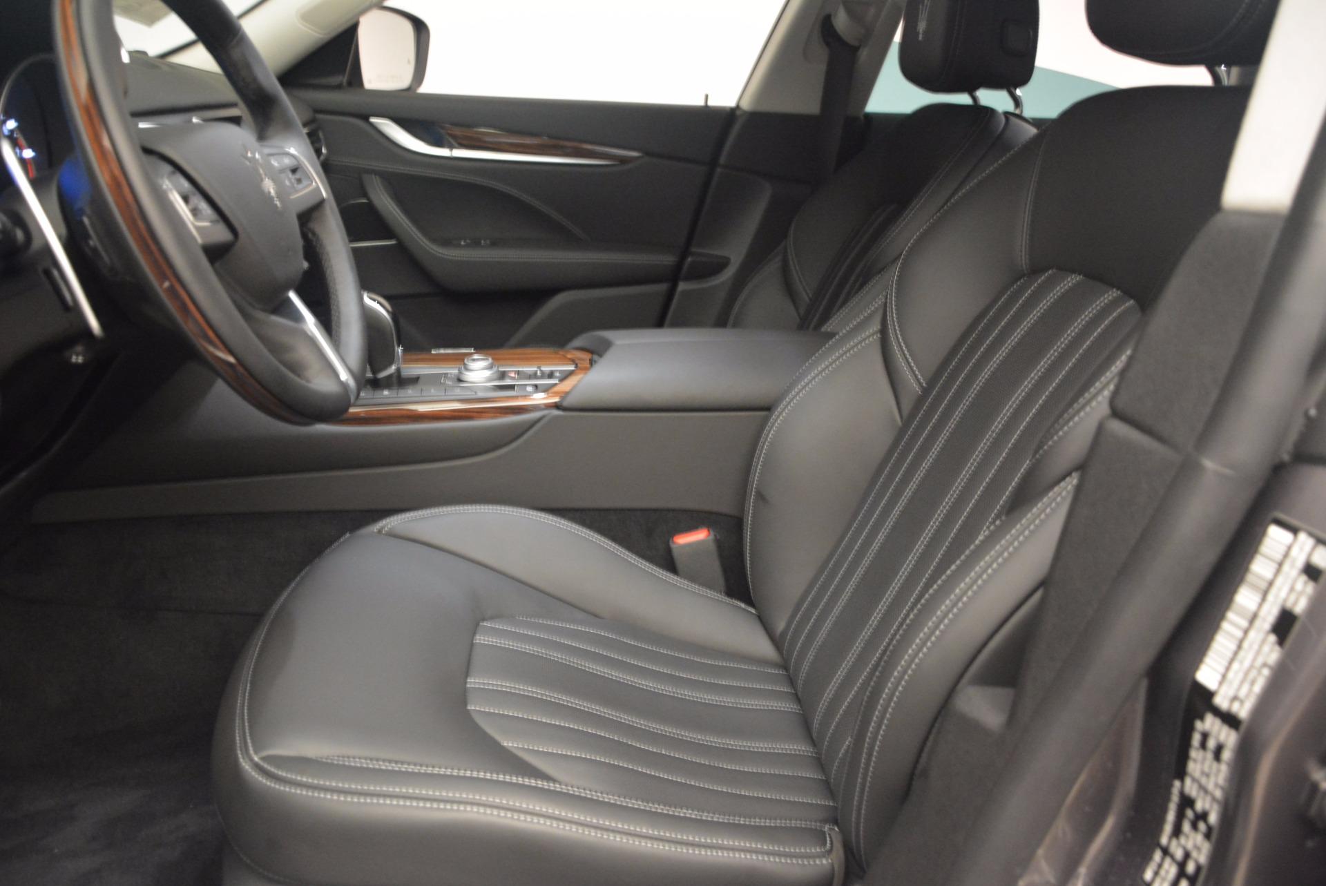 New 2017 Maserati Levante S For Sale In Greenwich, CT. Alfa Romeo of Greenwich, M1777 913_p14