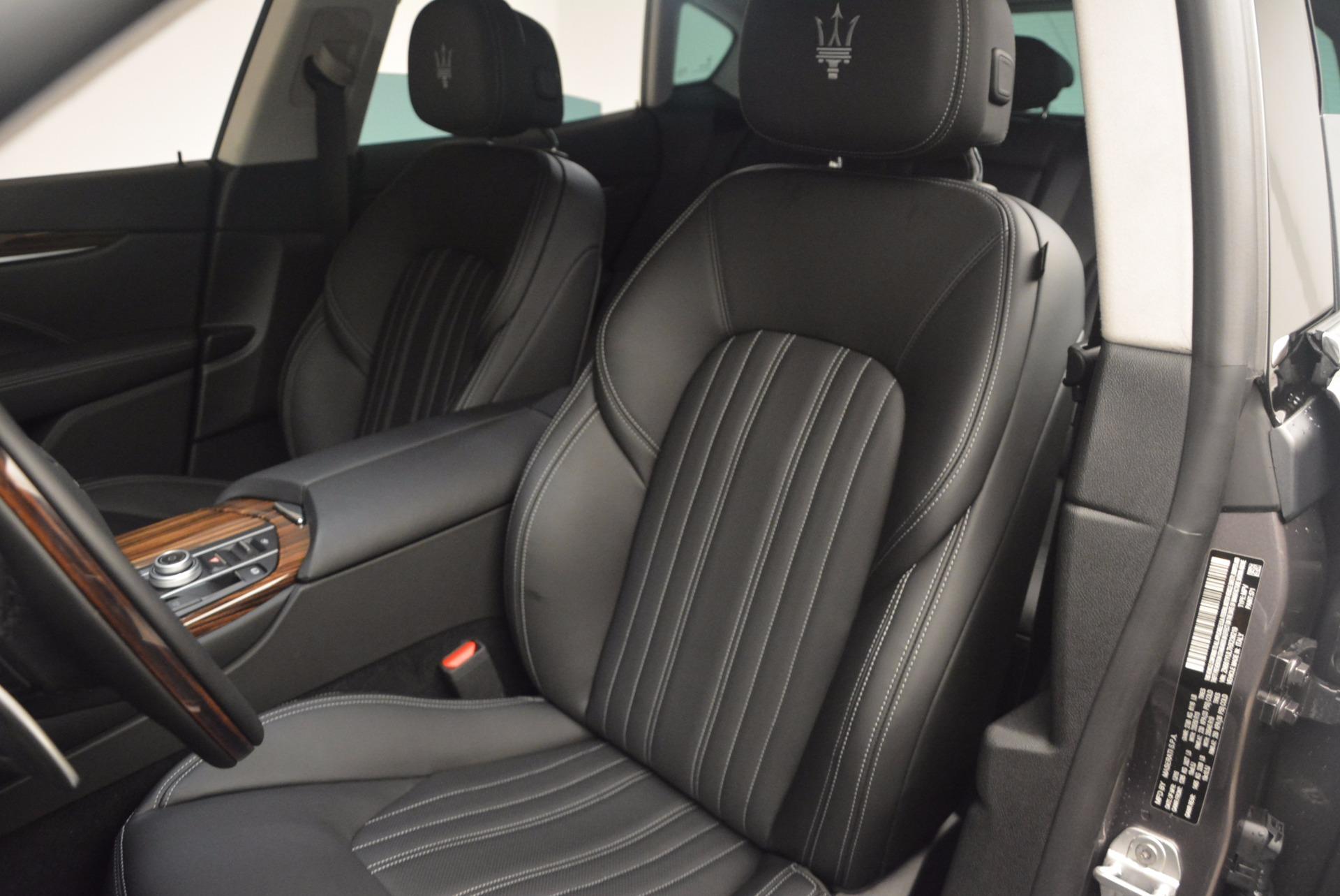 New 2017 Maserati Levante S For Sale In Greenwich, CT. Alfa Romeo of Greenwich, M1777 913_p15