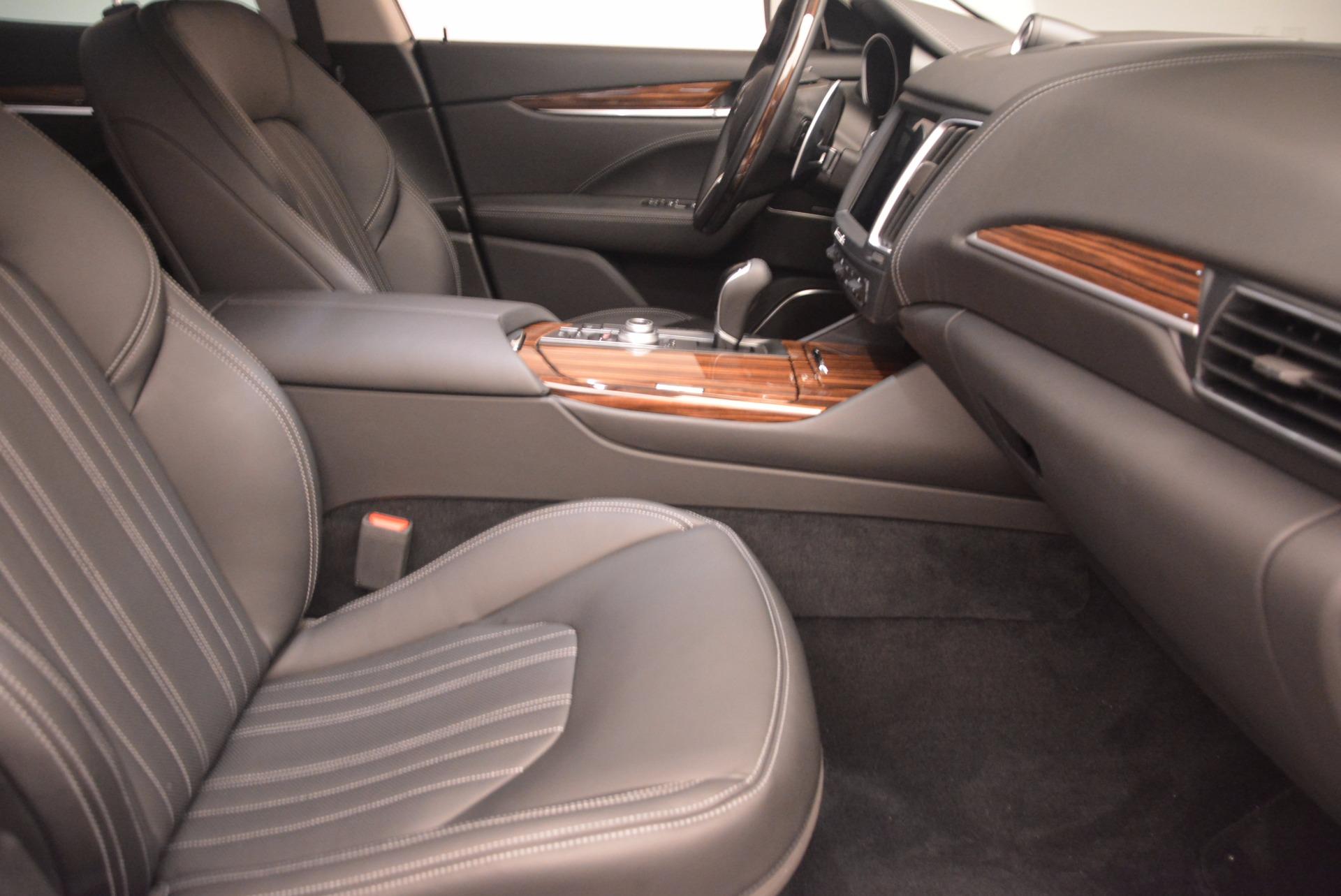New 2017 Maserati Levante S For Sale In Greenwich, CT. Alfa Romeo of Greenwich, M1777 913_p23
