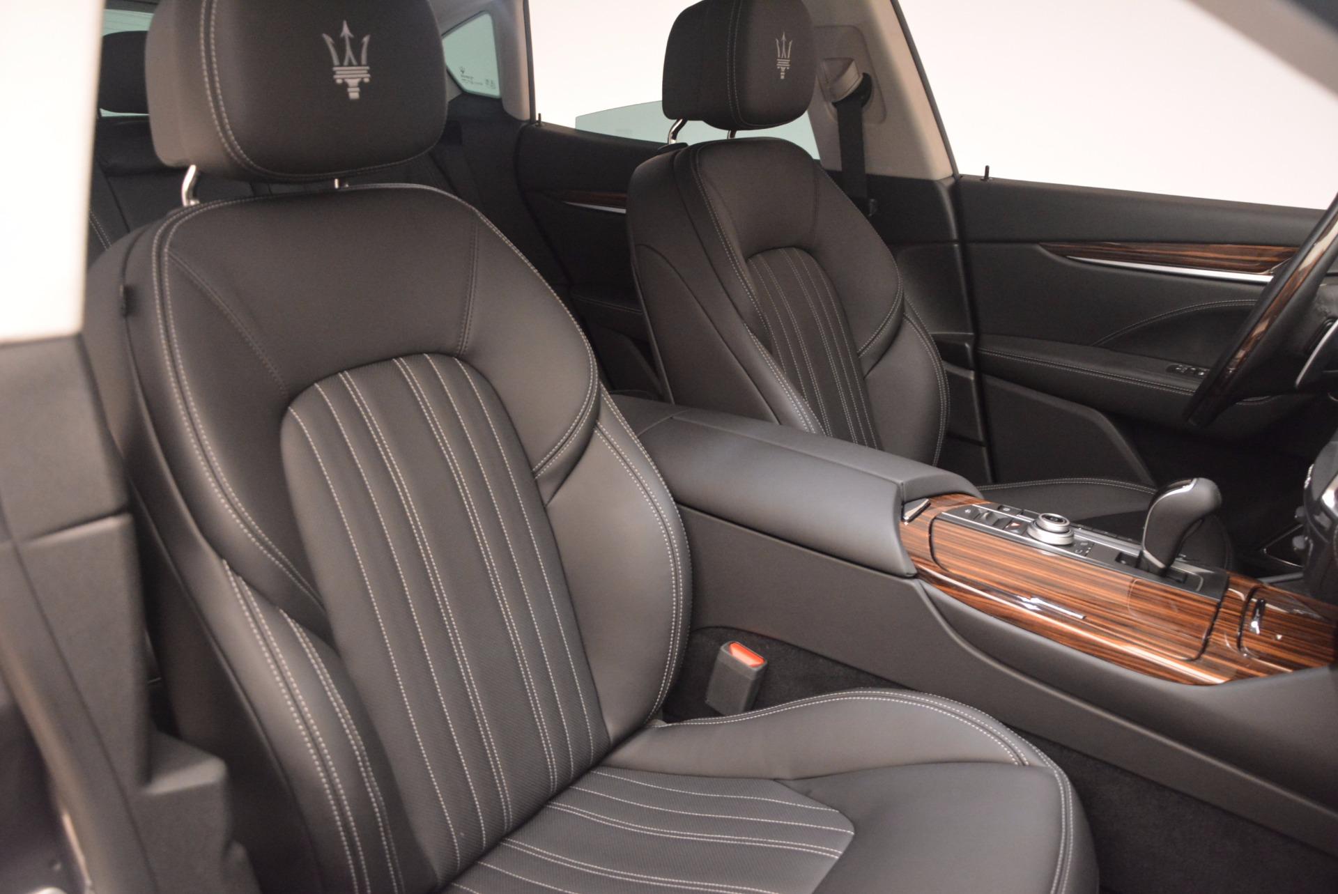 New 2017 Maserati Levante S For Sale In Greenwich, CT. Alfa Romeo of Greenwich, M1777 913_p24